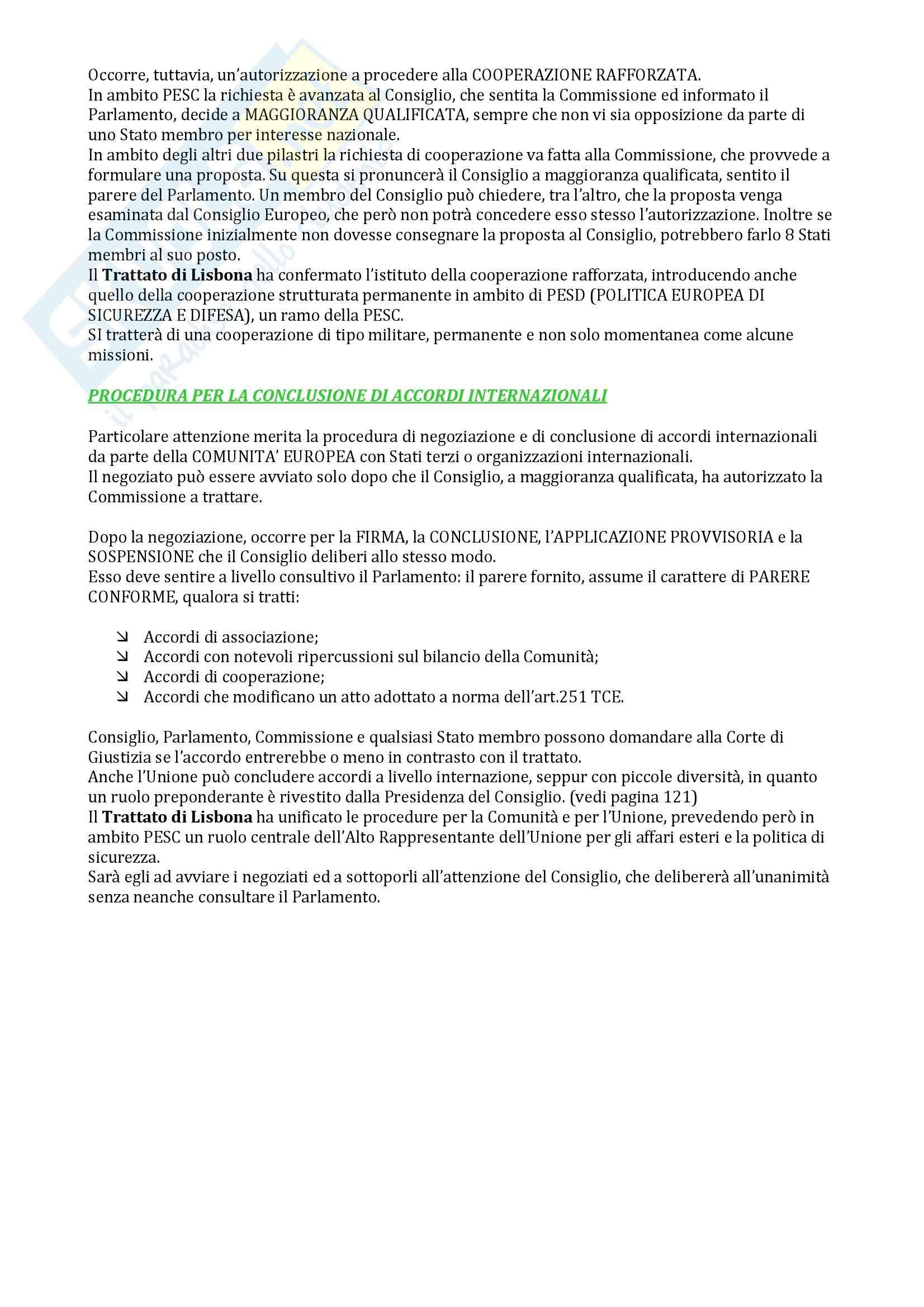 Appunti di Diritto dell'Unione Europea Pag. 26