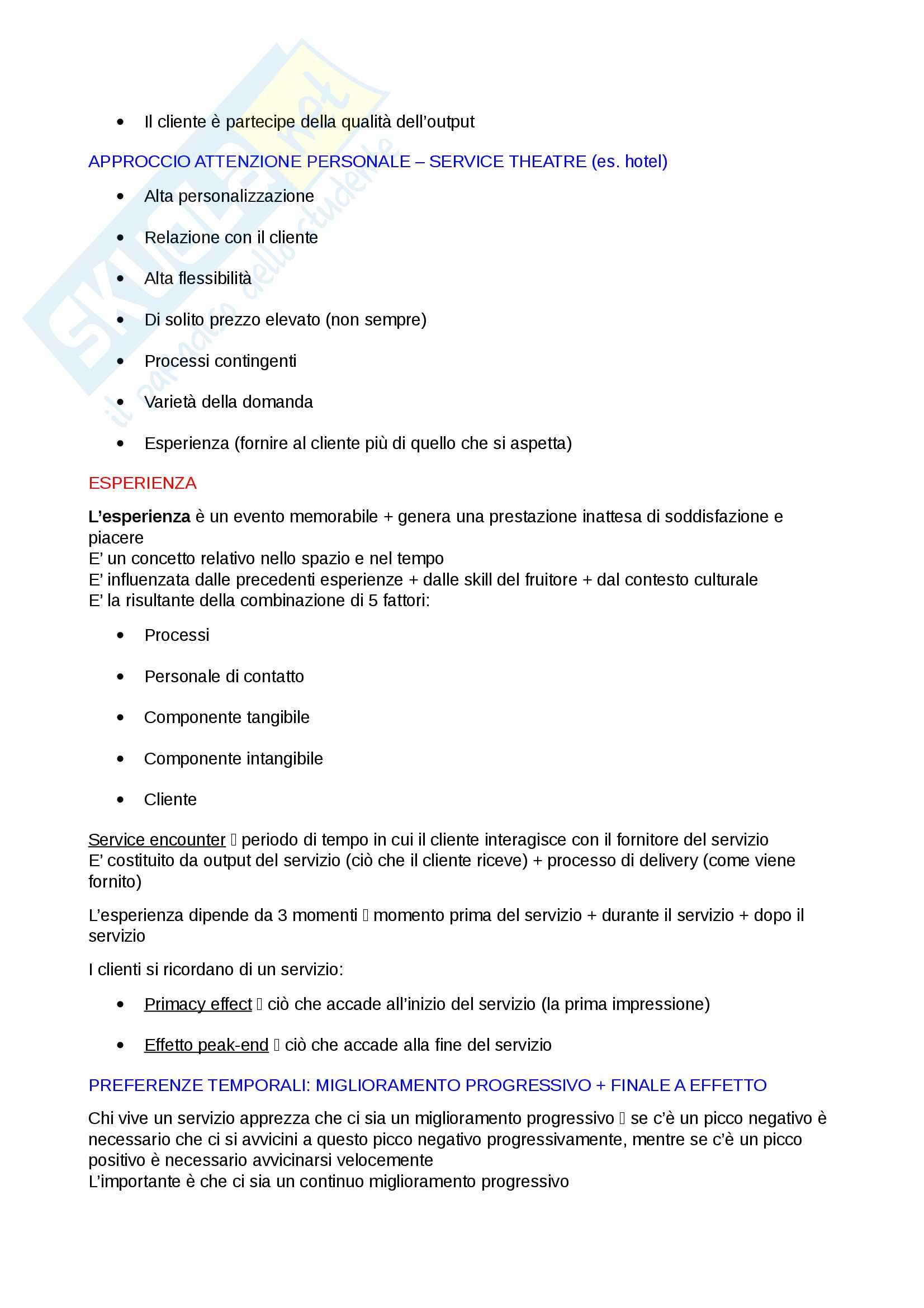 Riassunto di Gestione della Tecnologia, dell'Innovazione e delle Operations (GTIO) Pag. 31