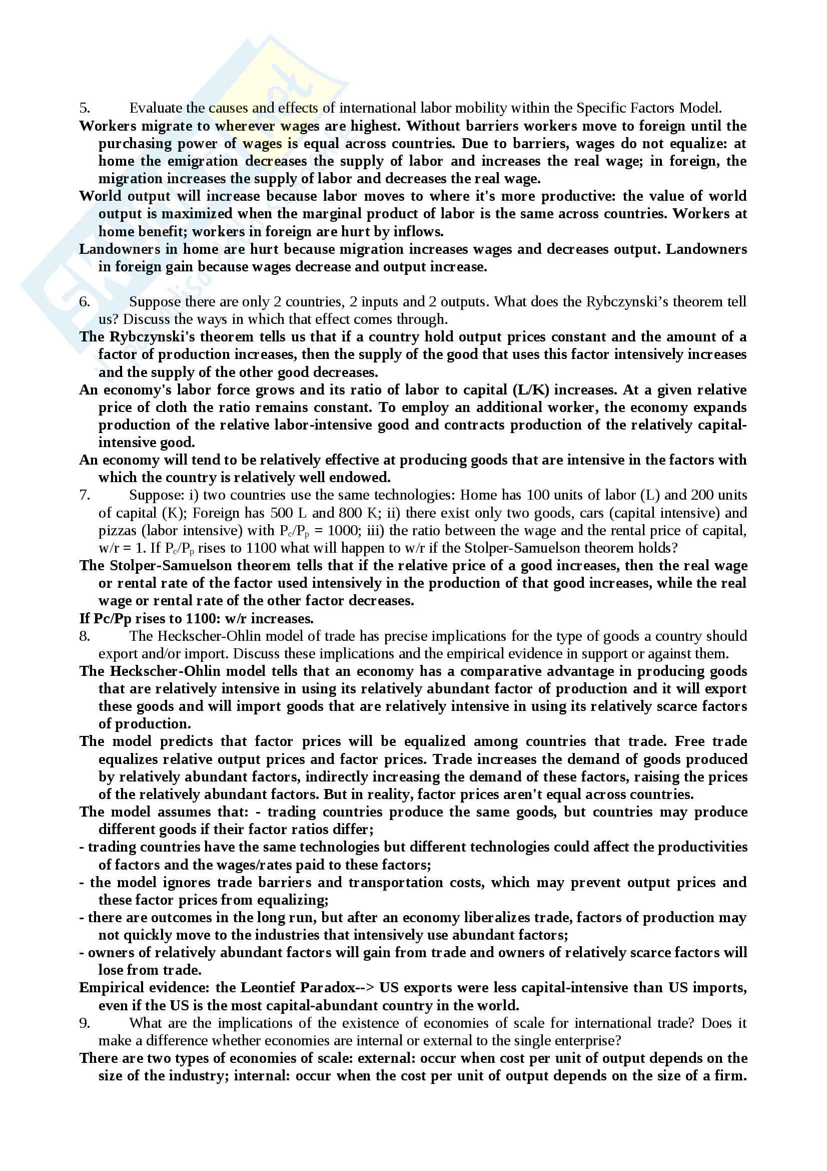 Domande e risposte esame prof Ferri Pag. 2