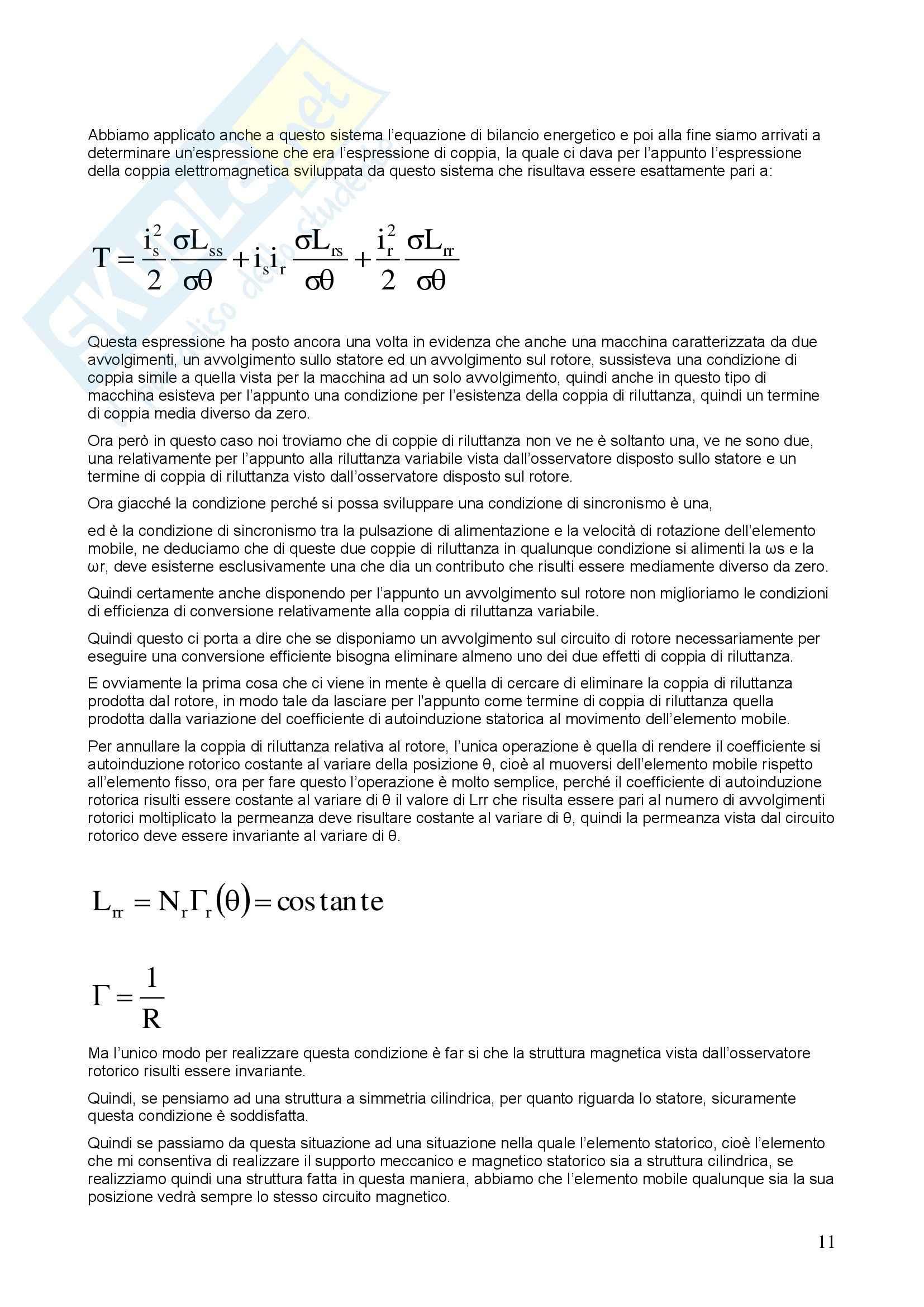 Macchine elettriche Pag. 11