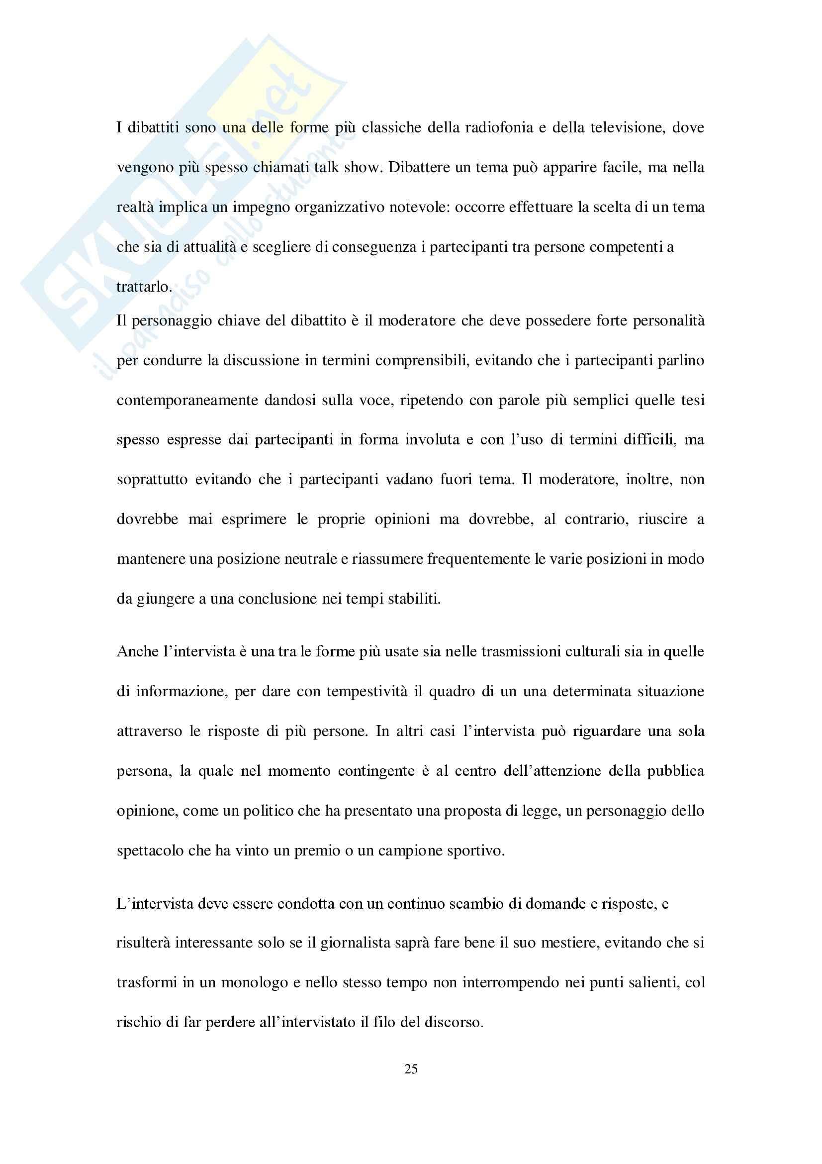 Comunicazione Radiofonica, Economia e marketing Pag. 26