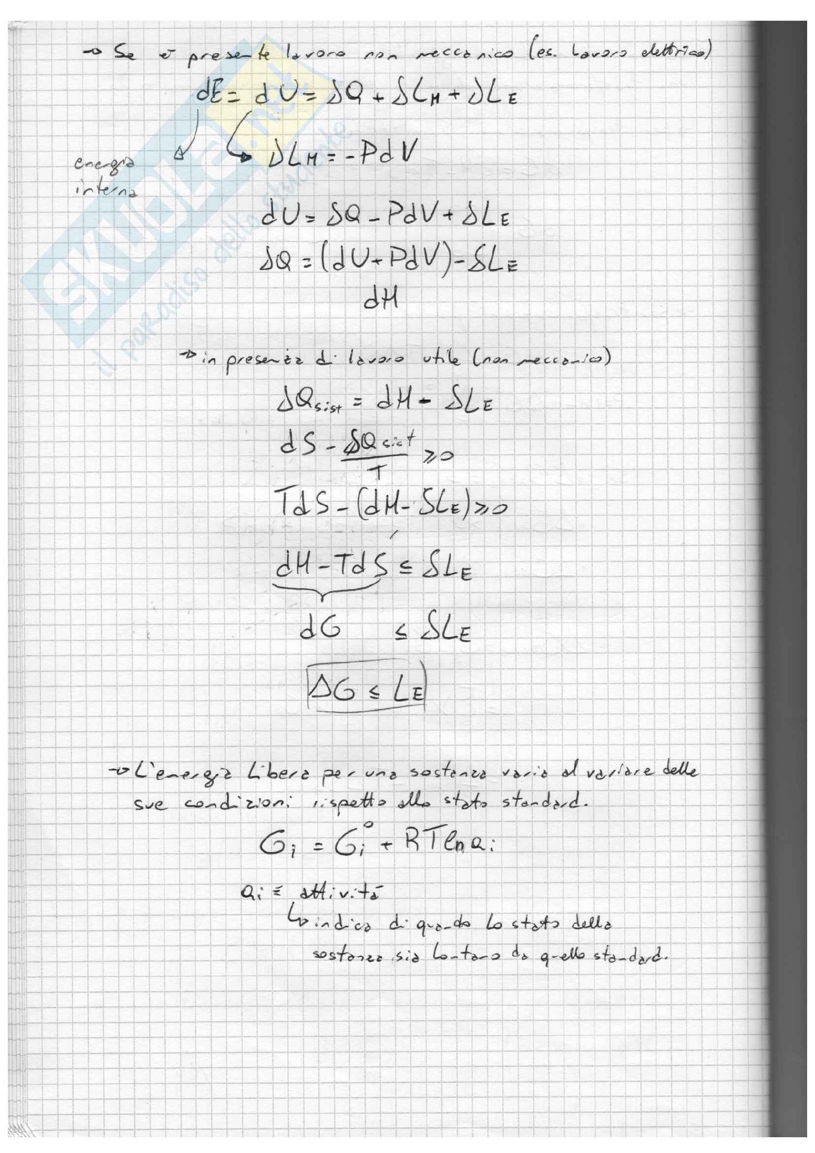 Appunti di chimica Ingegneria Meccanica Sgarbossa, pages 96-123