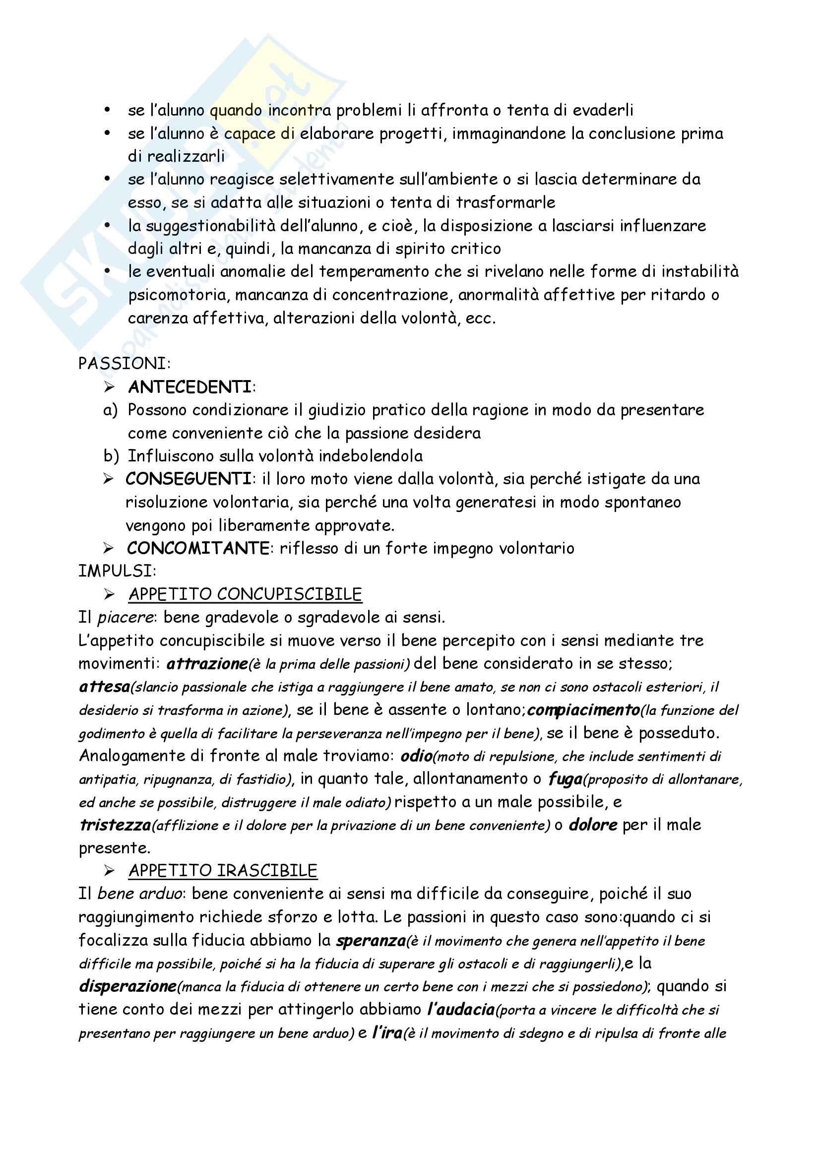 Didattica generale - Appunti Pag. 6