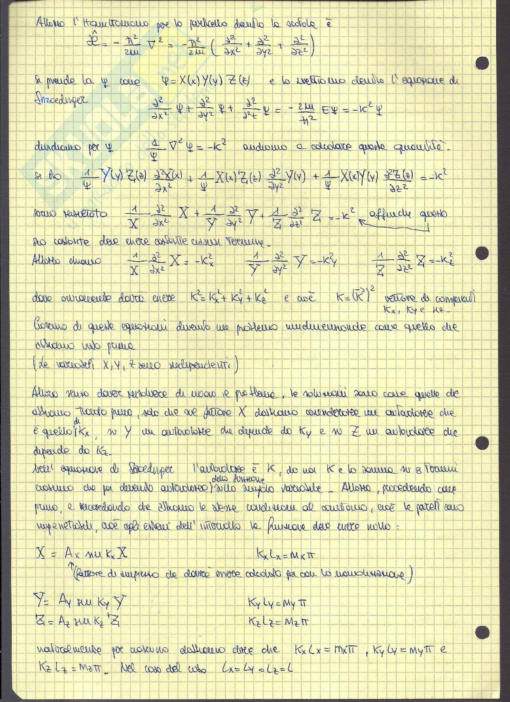 Appunti di Fisica 2 parte: Ottica Geometrica Pag. 16