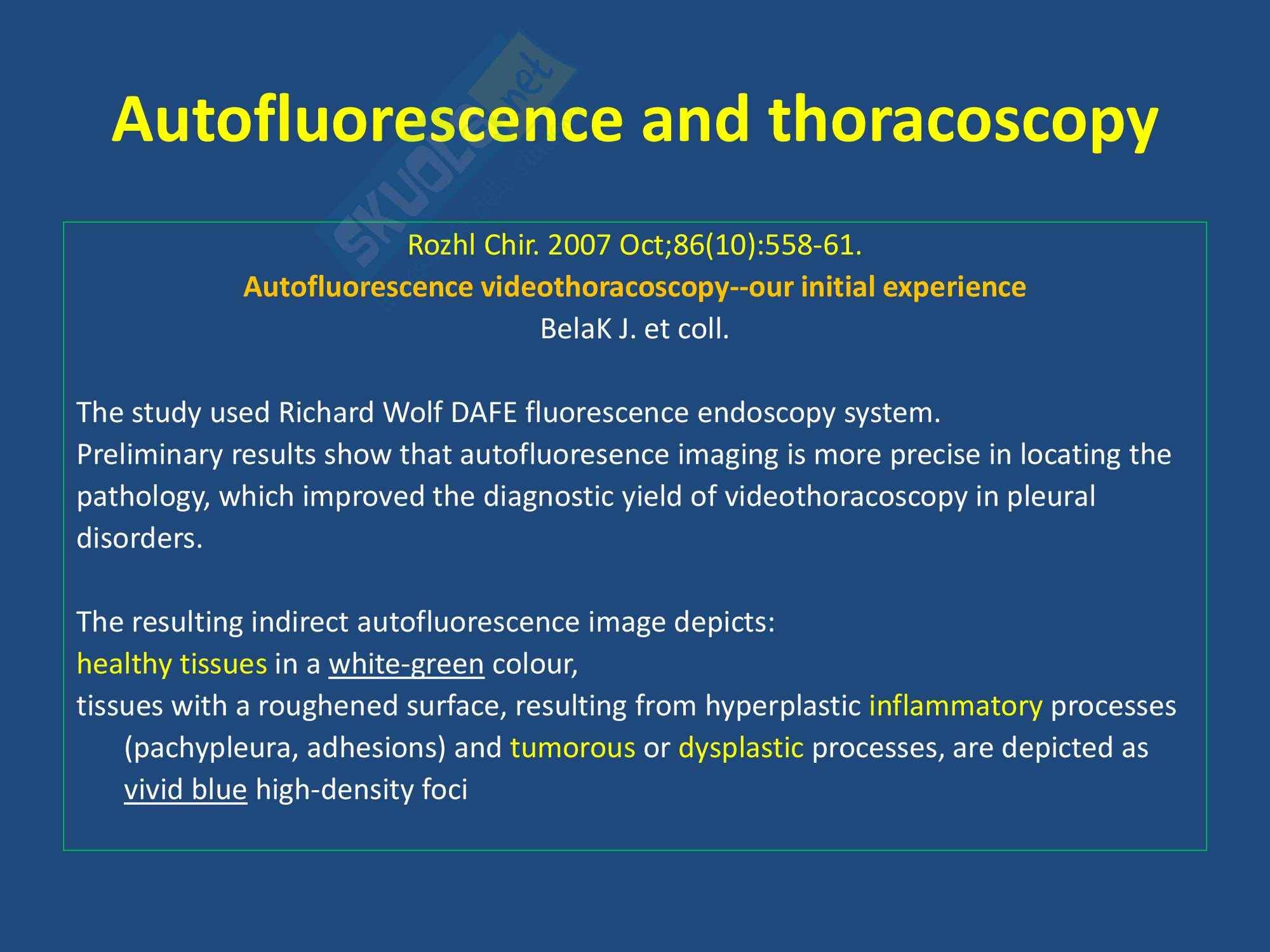 Malattie dell'apparato respiratorio - la diagnostica dei versamenti Pag. 61