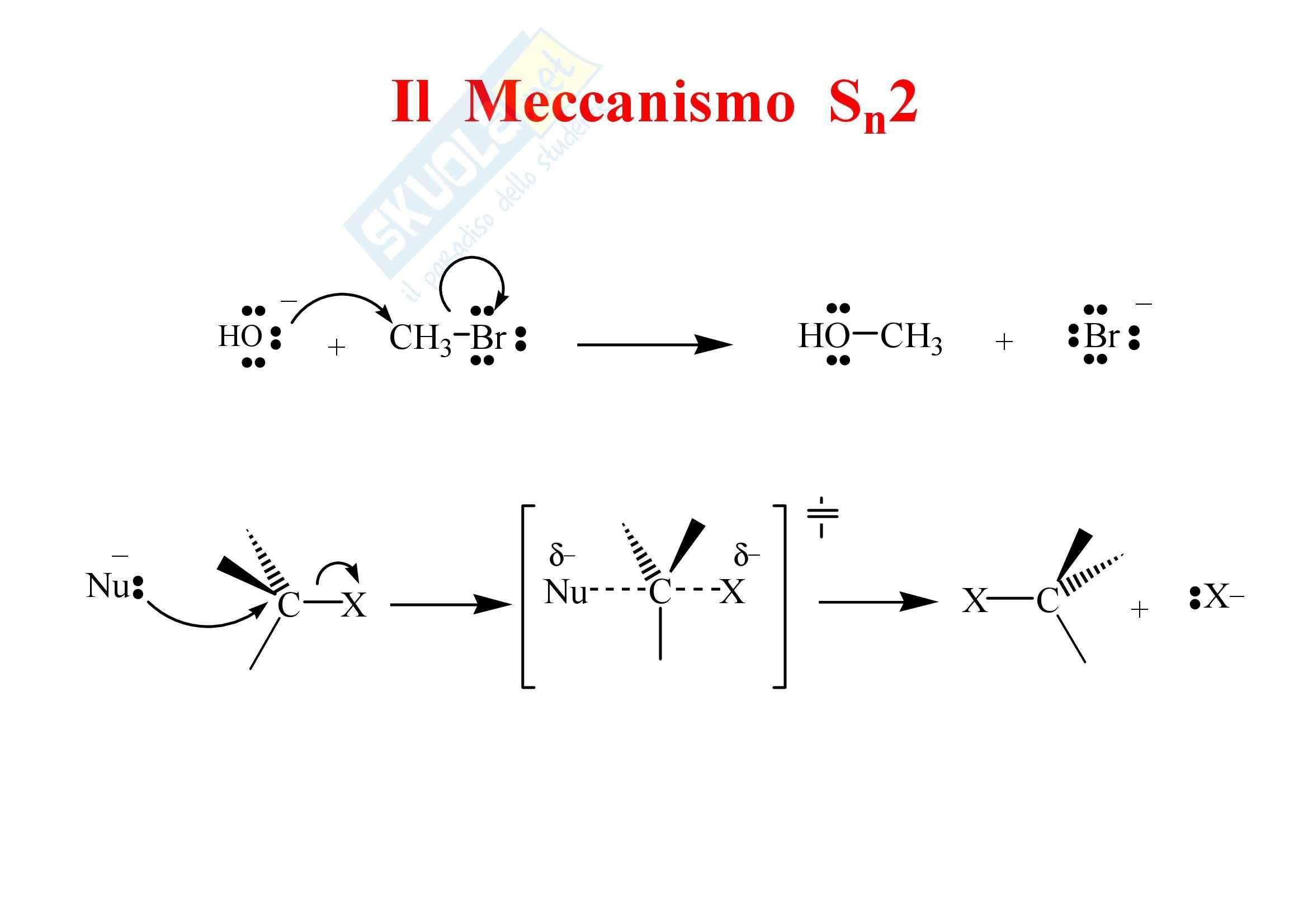 Chimica organica - gli alogenuri alchilici Pag. 6