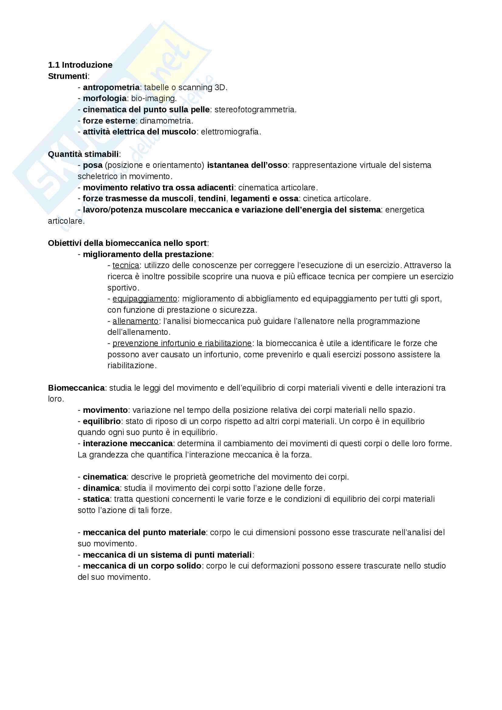 Appunti e slide - Bioingegneria elettronica e informatica