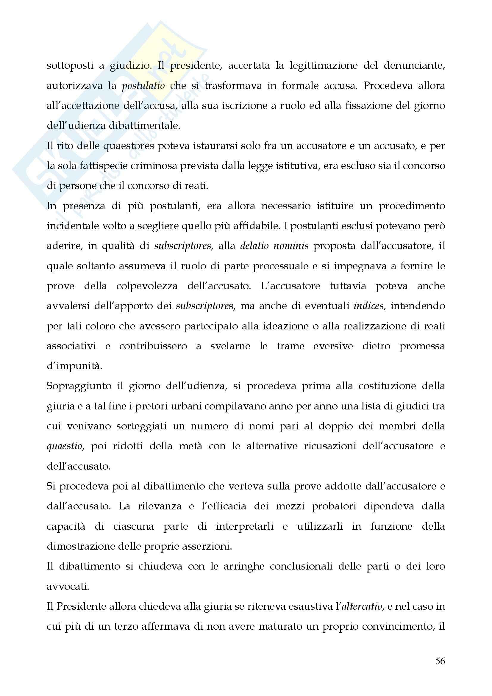 Riassunto esame Storia del diritto romano, prof. Cerami, libro consigliato Cerami, Corbino Pag. 56