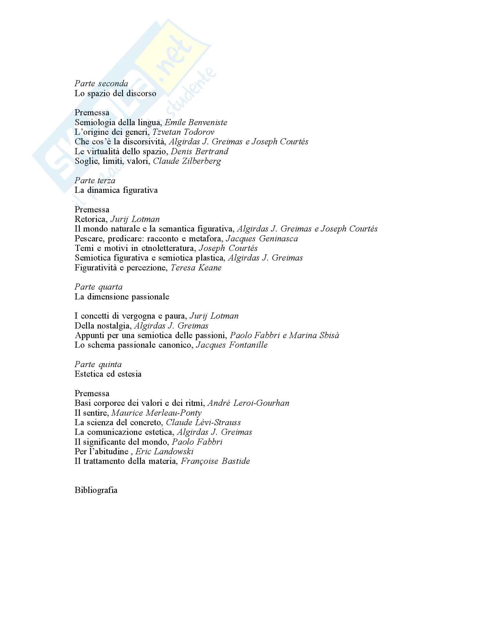 Semiotica in nuce - introduzione Pag. 2