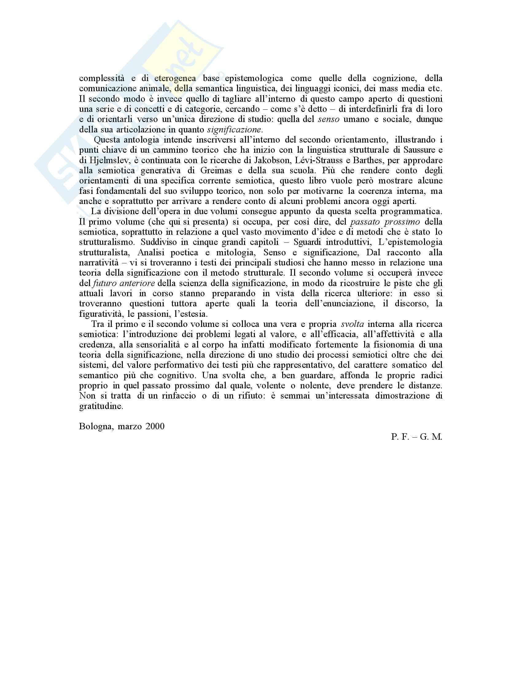 Semiotica in nuce - introduzione Pag. 6