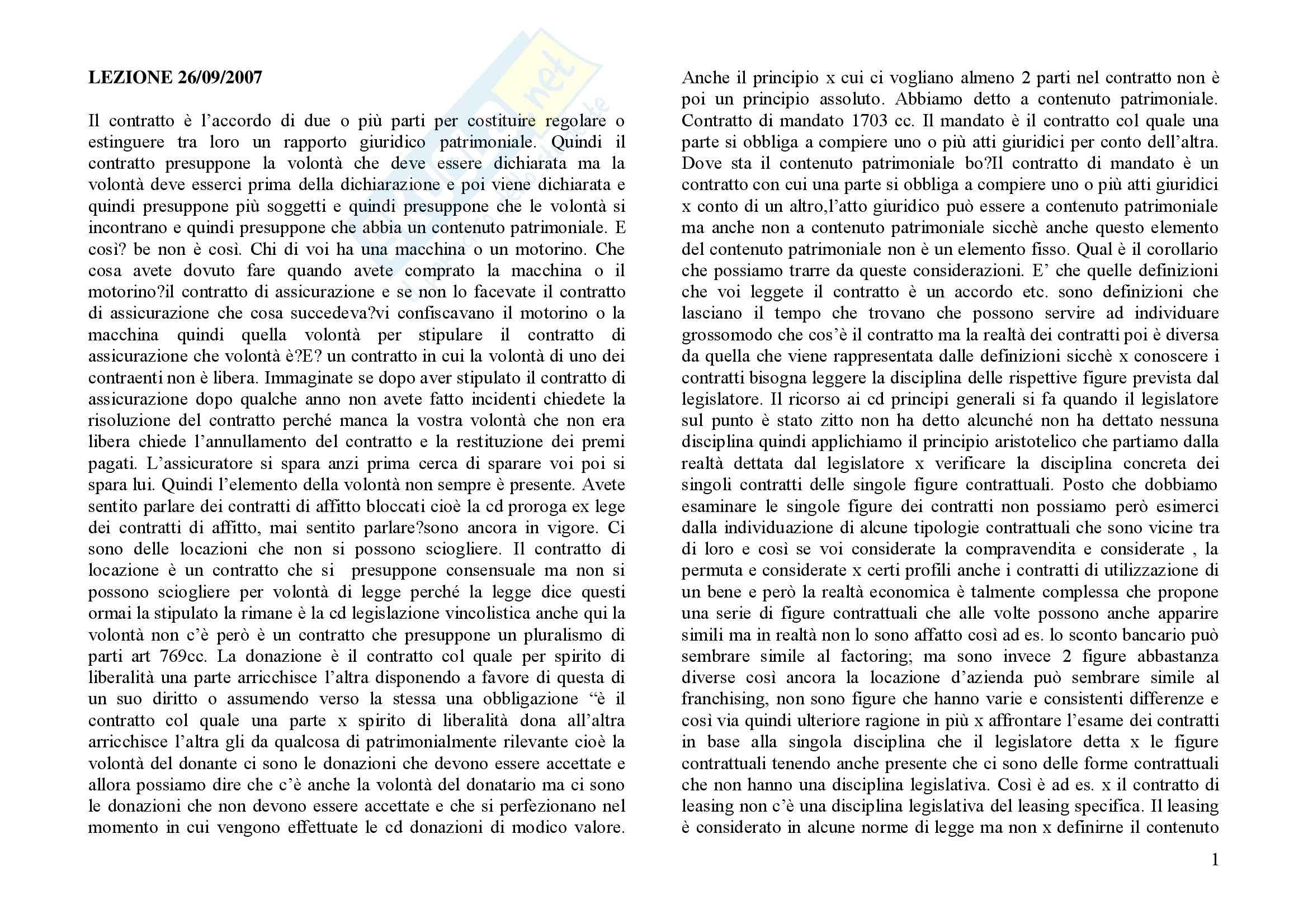 Manuale di diritto commerciale, Graziani, Minervini - Appunti