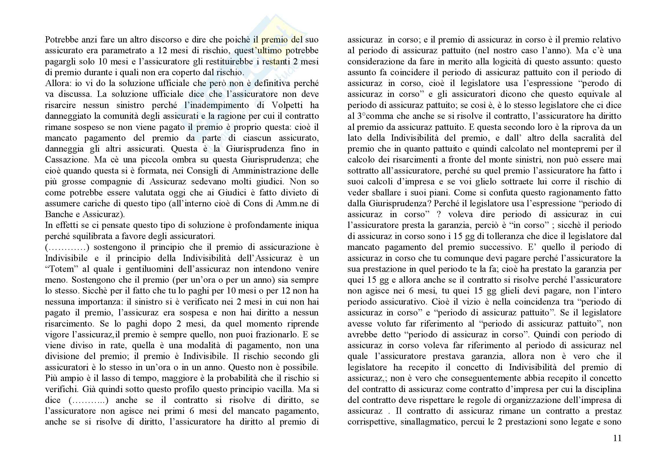 Manuale di diritto commerciale, Graziani, Minervini - Appunti Pag. 11