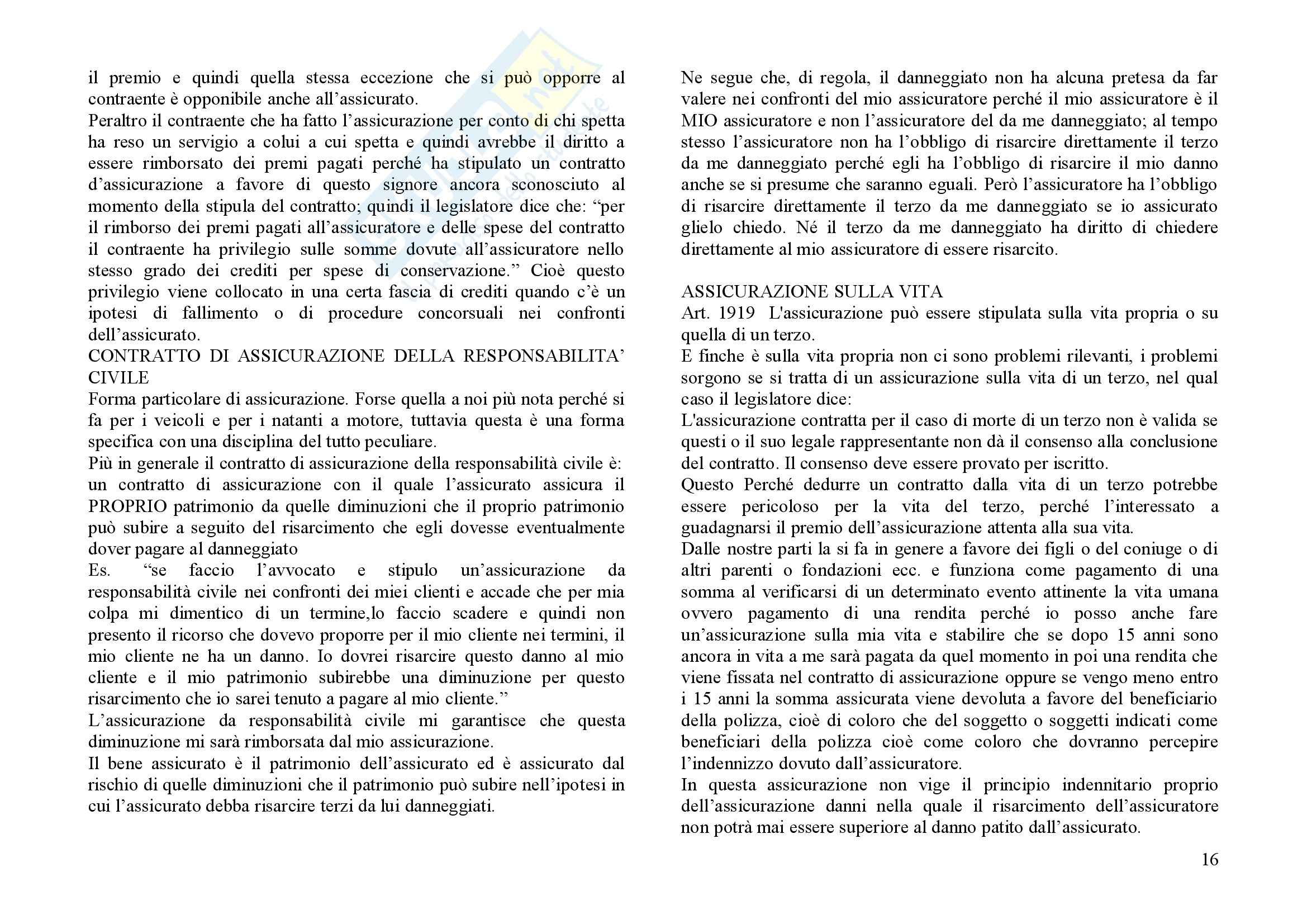 Manuale di diritto commerciale, Graziani, Minervini - Appunti Pag. 16