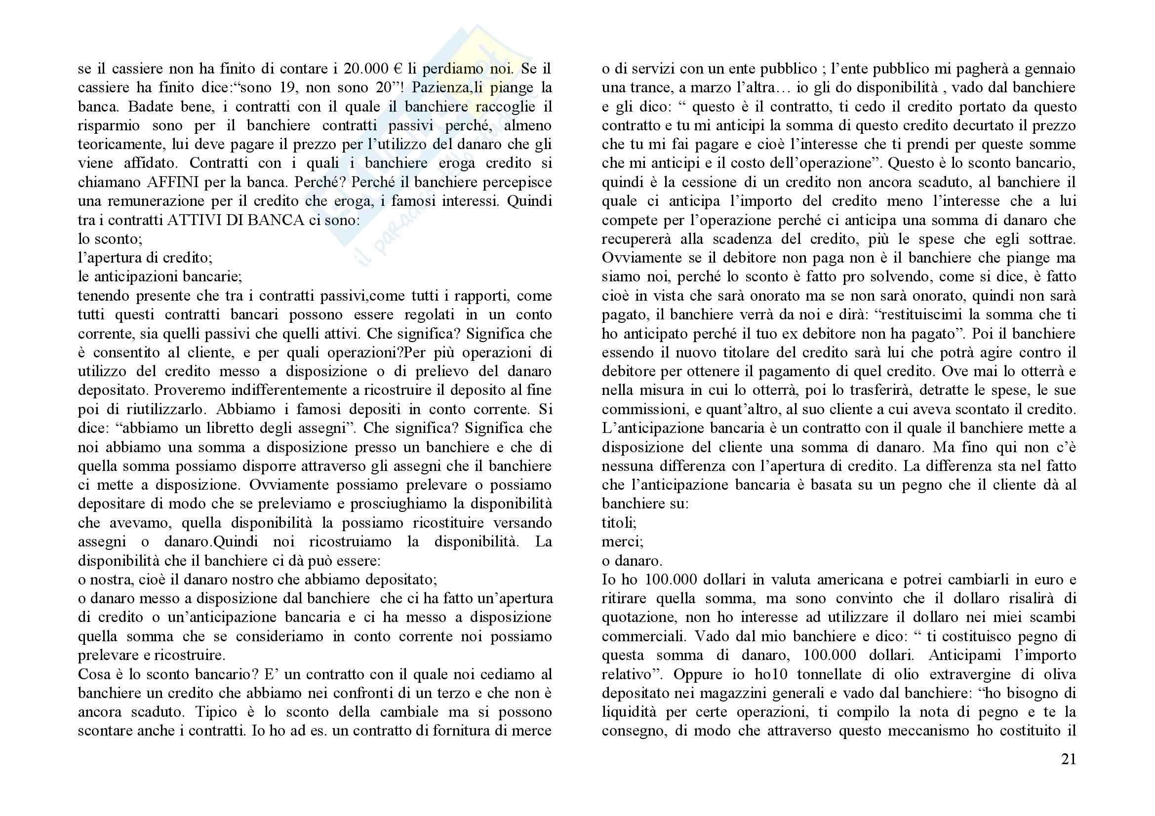 Manuale di diritto commerciale, Graziani, Minervini - Appunti Pag. 21