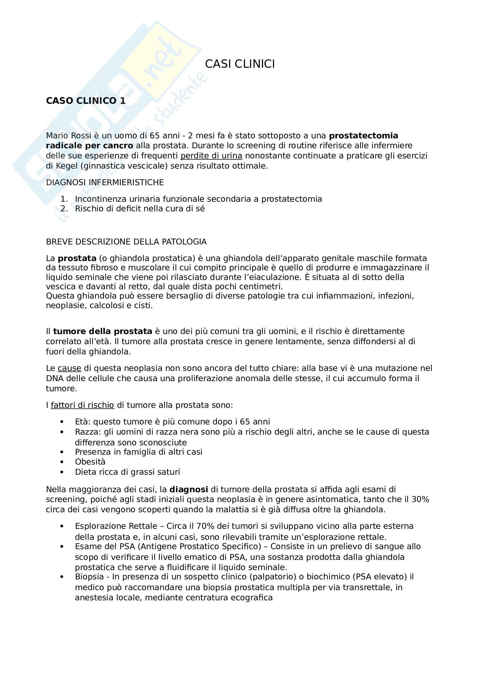 Casi clinici (11 CC approfonditi)