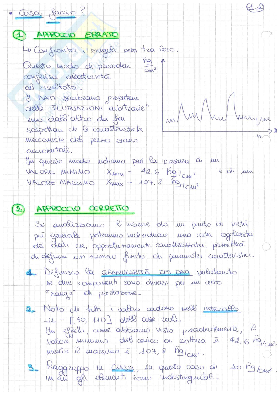Teoria ed esempi di modellistica ed identificazione Pag. 2