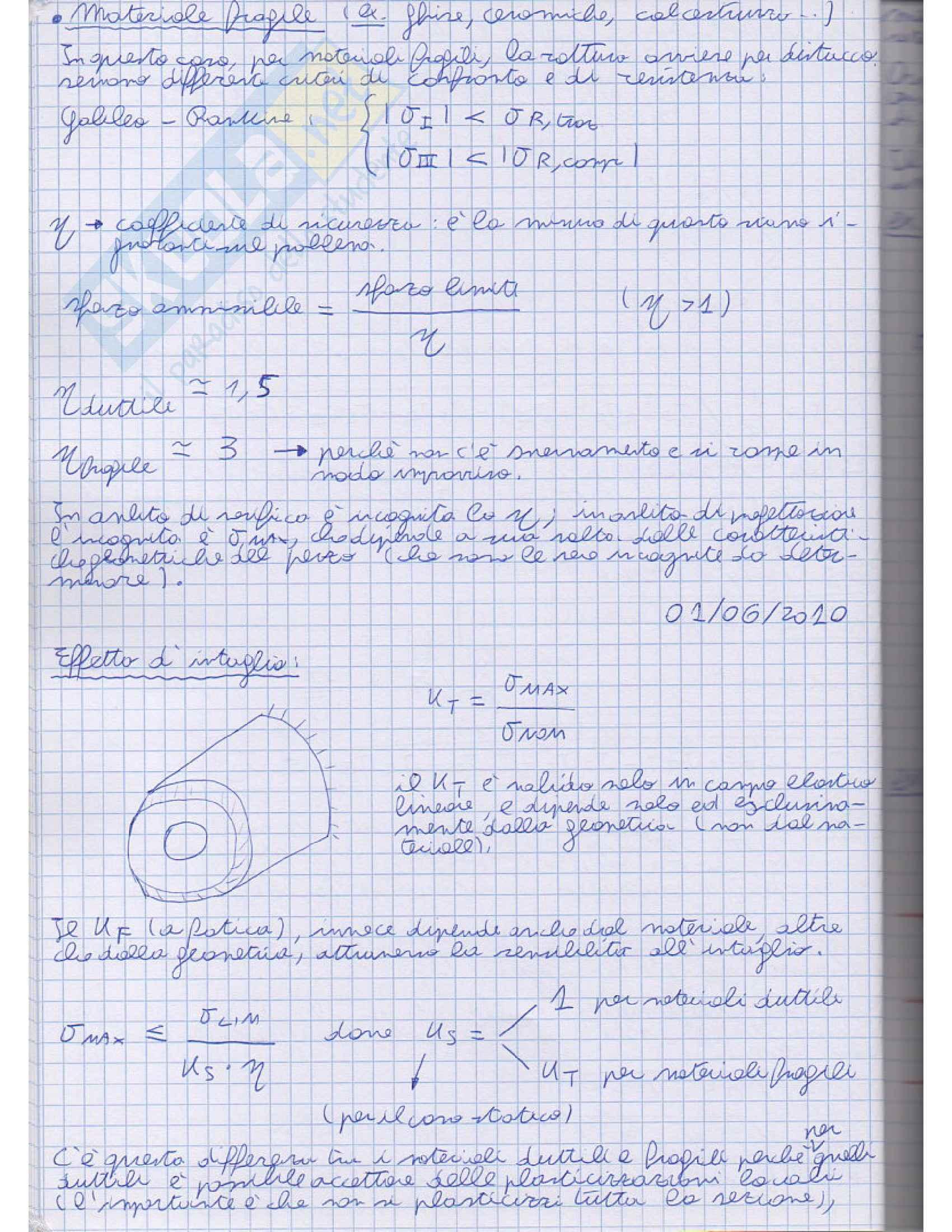 Lezioni, Laboratorio progettuale di calcolo strutturale Pag. 126