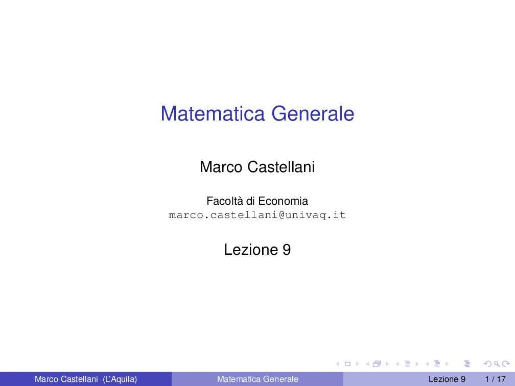Algebra dei limiti