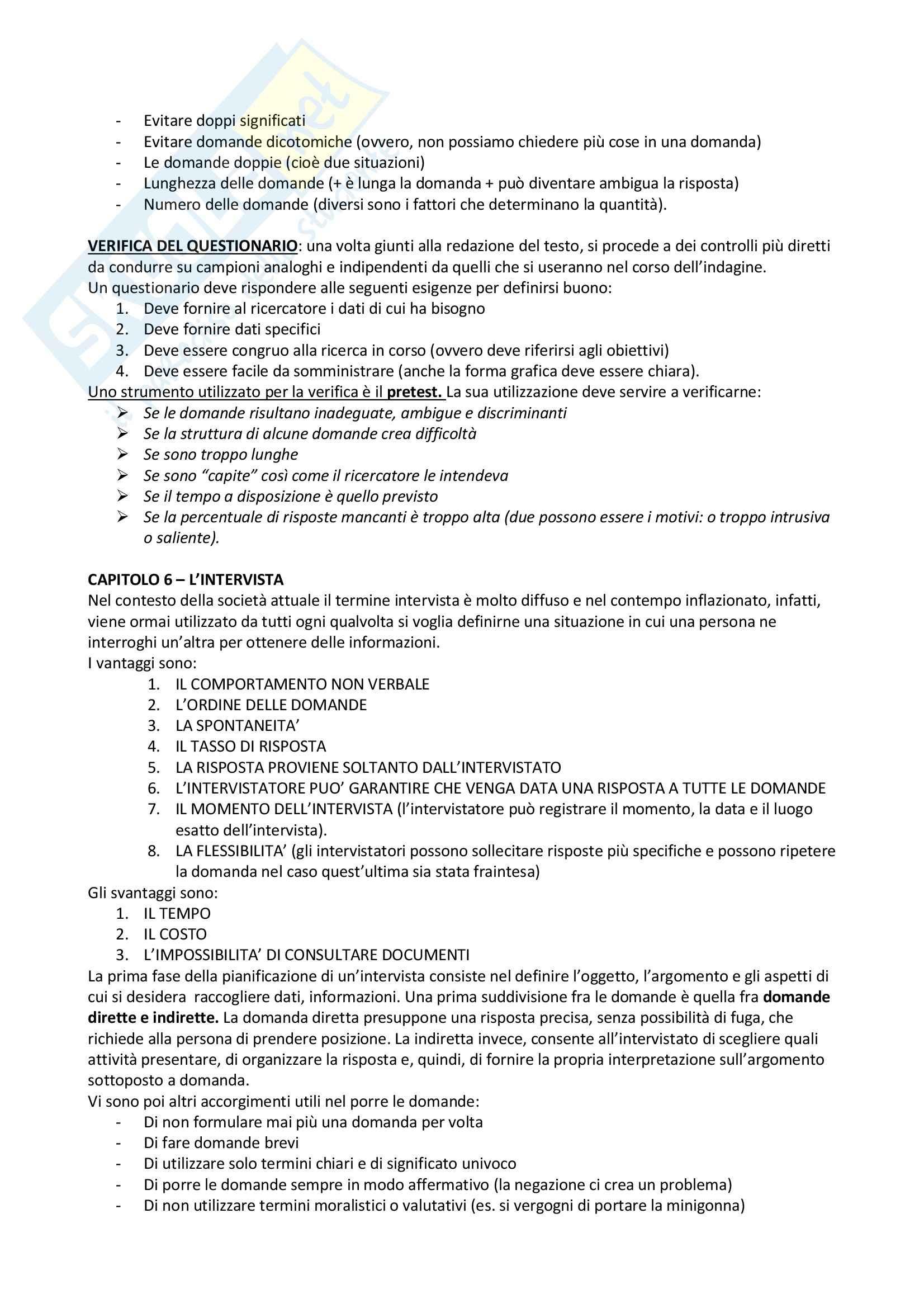 Pedagogia sperimentale - gli strumenti per la ricerca educativa Pag. 16