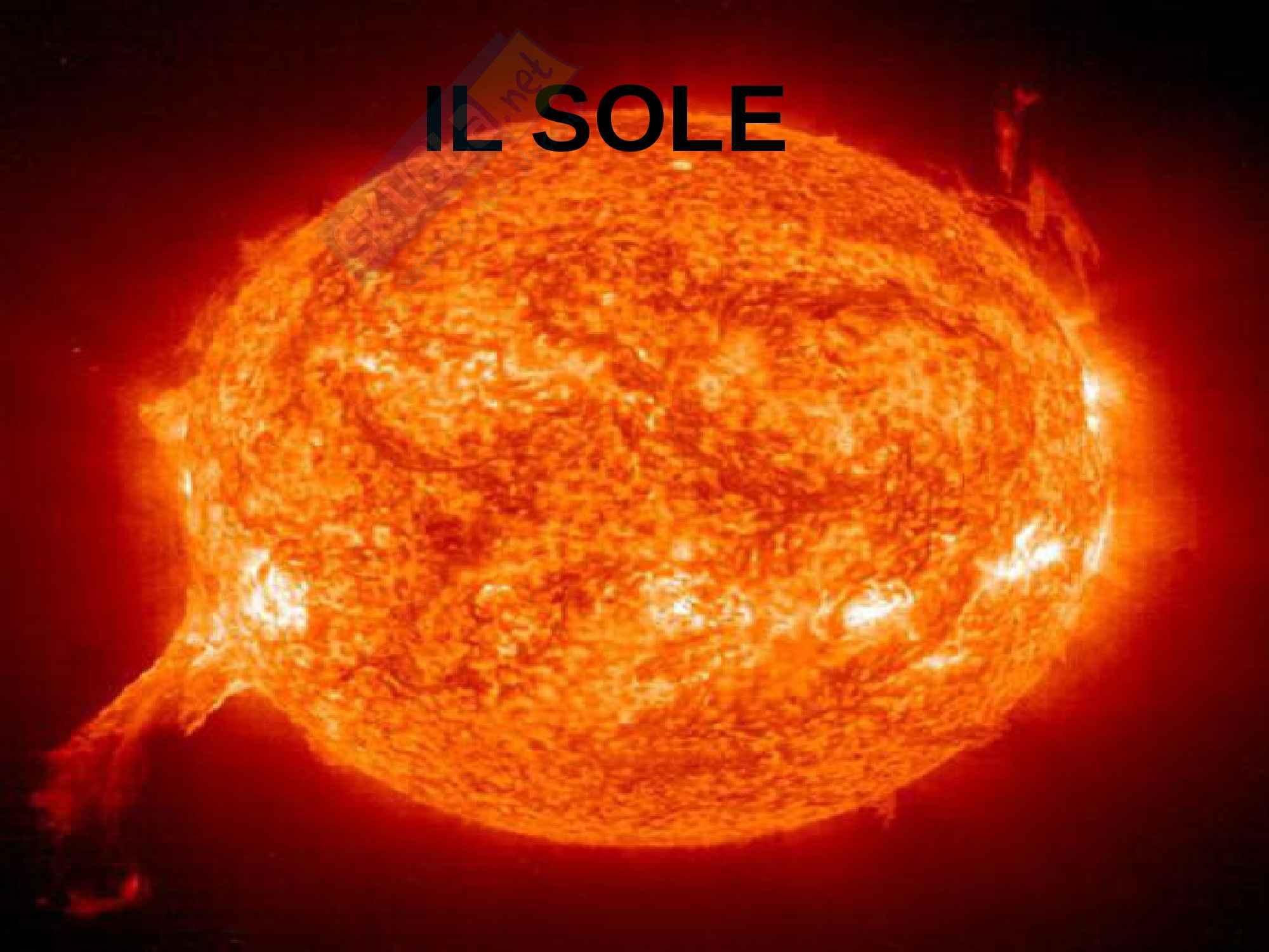 Fondamenti di scienze della terra - Sistema Solare