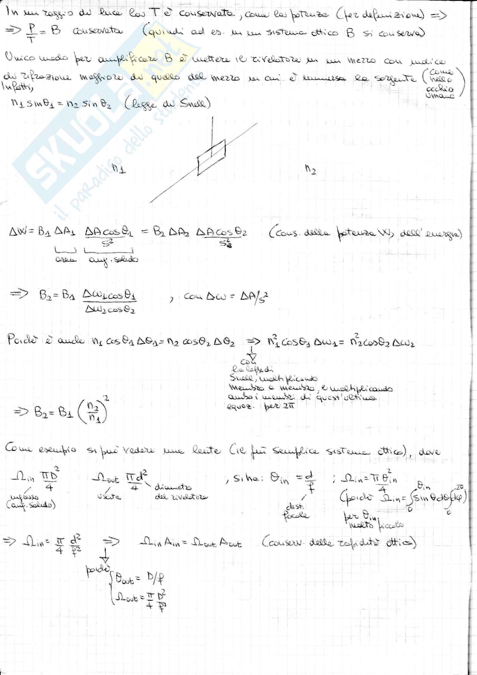 Laboratorio di Astrofisica Pag. 2