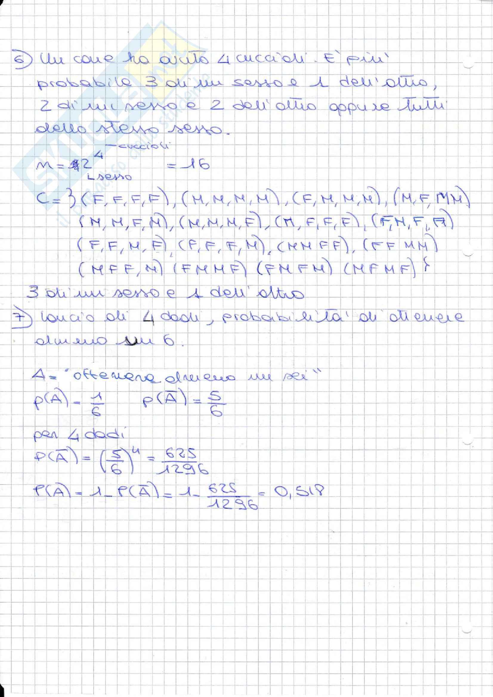 Appunti Matematica applicata Pag. 11