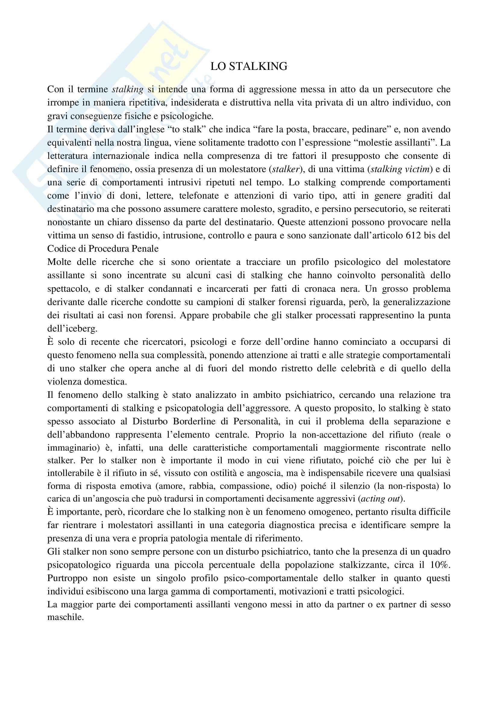 TEMI SVOLTI ESAME DI STATO PSICOLOGO SECONDA PARTE Pag. 101