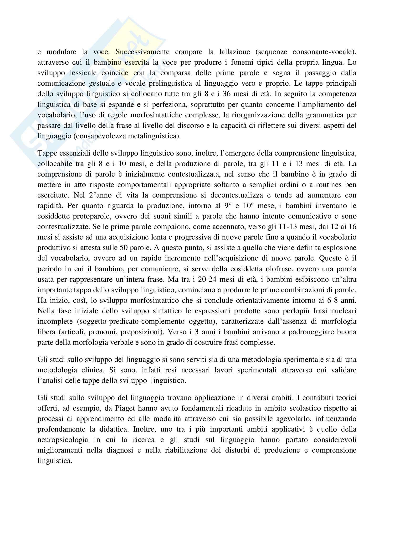 TEMI SVOLTI ESAME DI STATO PSICOLOGO SECONDA PARTE Pag. 31