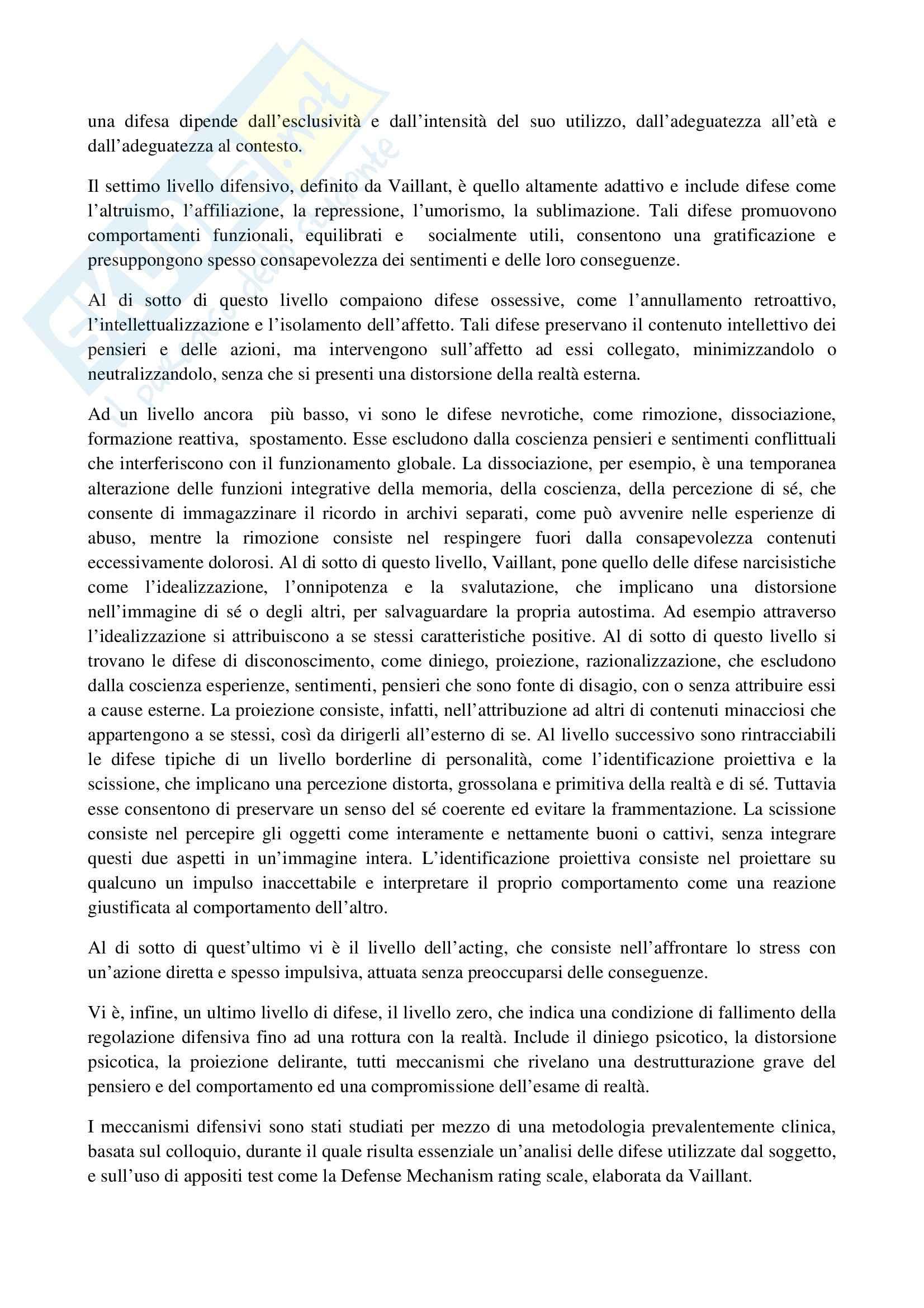 TEMI SVOLTI ESAME DI STATO PSICOLOGO SECONDA PARTE Pag. 51