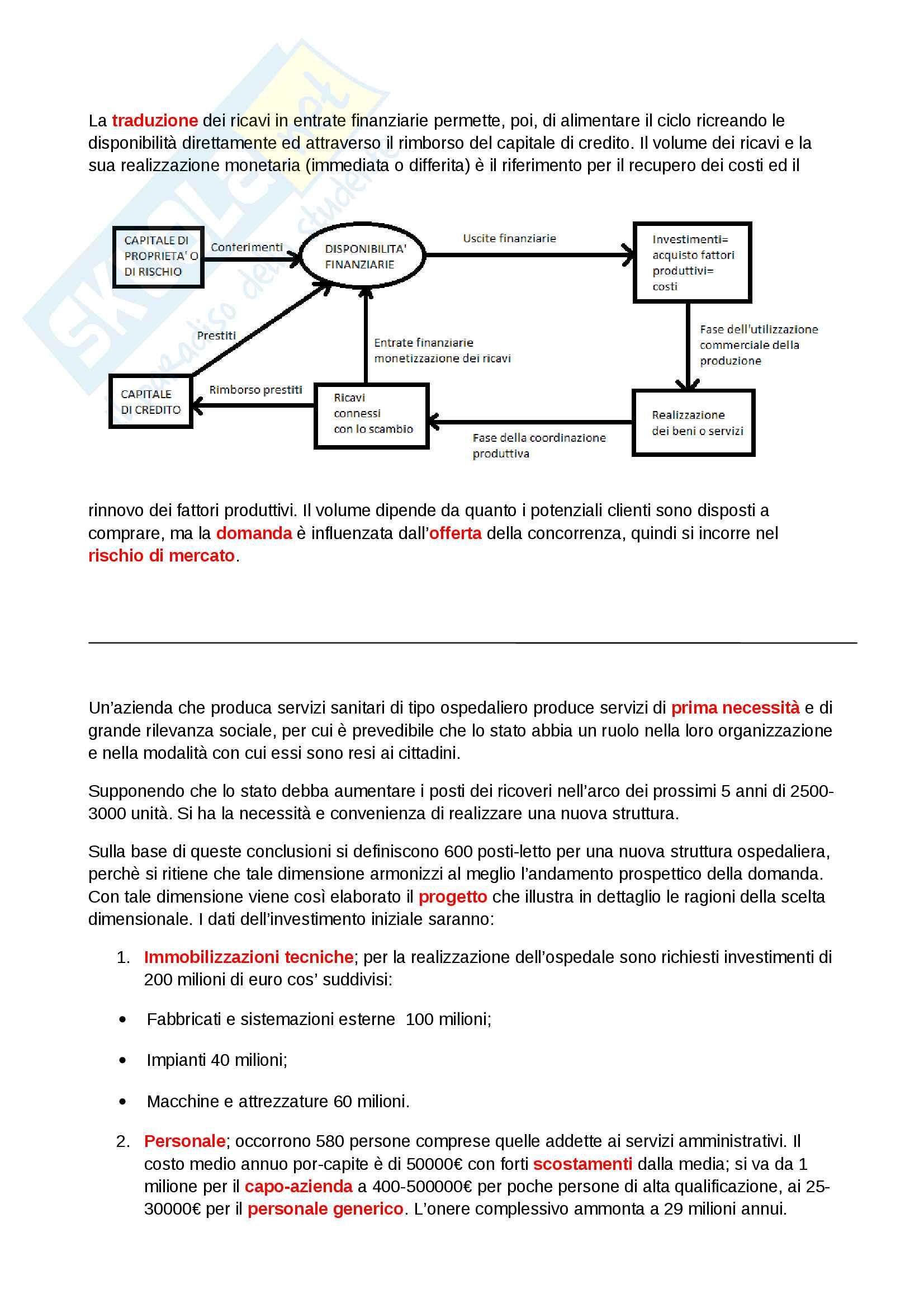 Economia aziendale, teoria Pag. 16