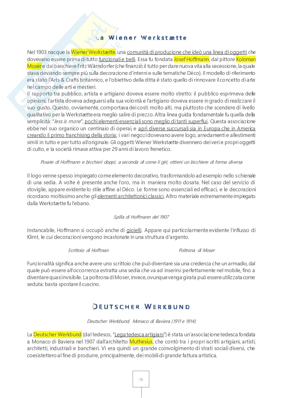 Appunti di Arti Applicate Pag. 16