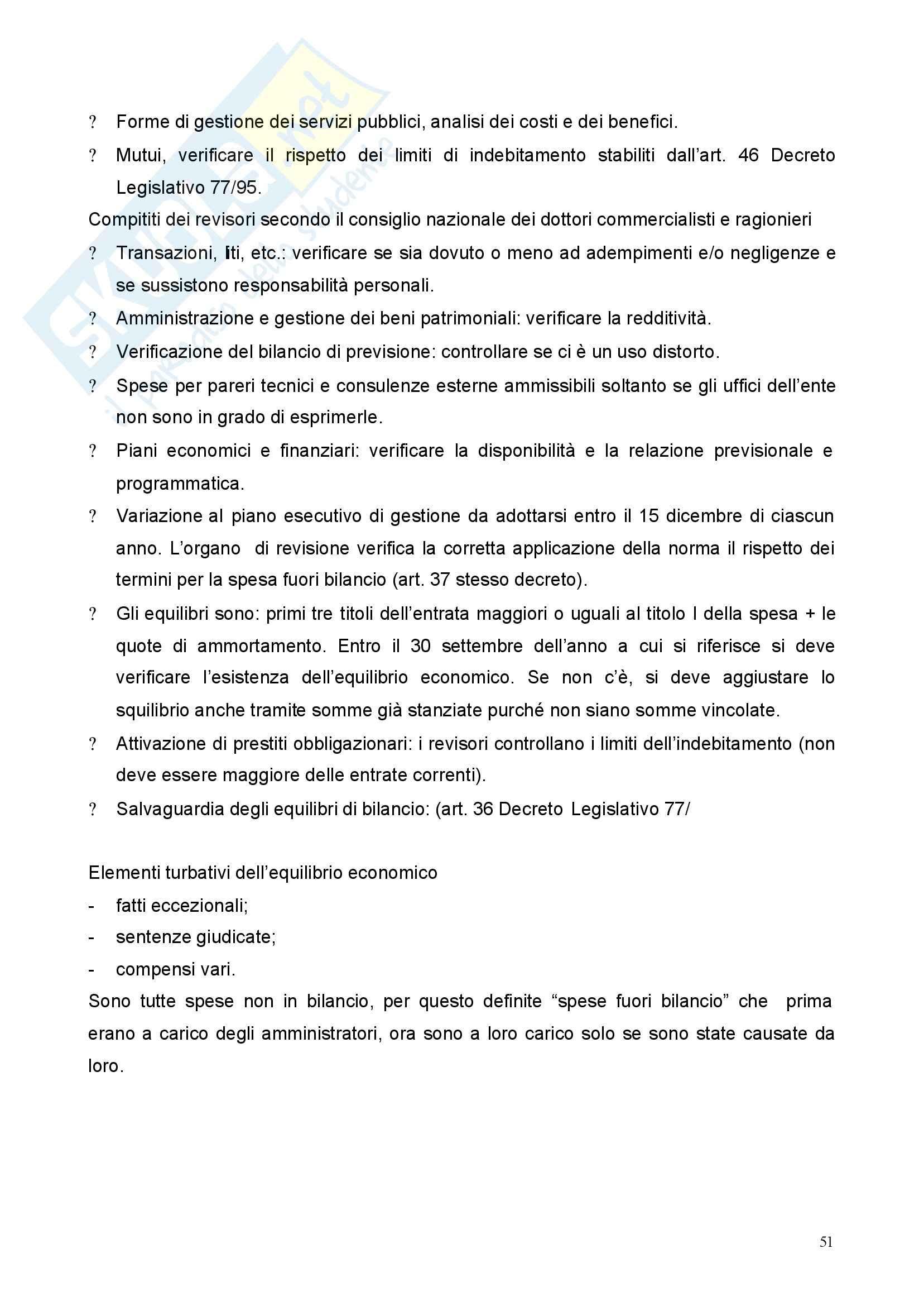 Economia Aziendale - Appunti Pag. 51