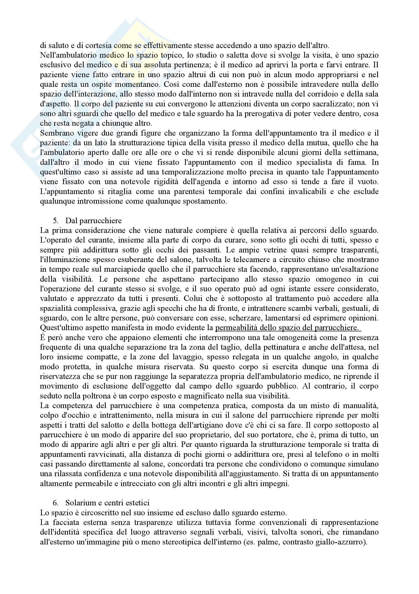 Riassunto semiotica della cultura, prof. Leone, libro consigliato Tracciati di etnosemiotica, Marsciani Pag. 2