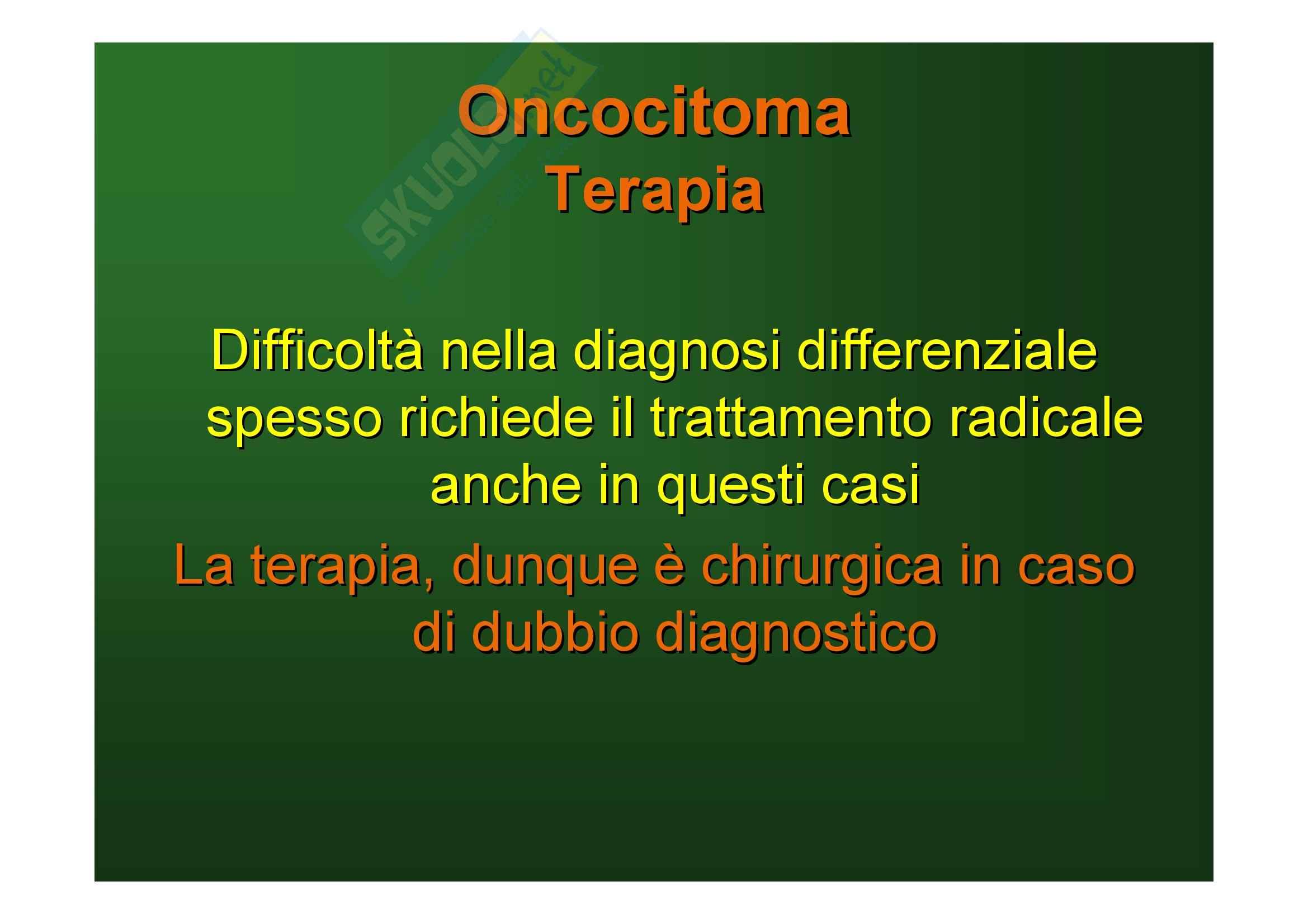 Malattie del rene e delle vie urinarie - tumori del rene Pag. 66