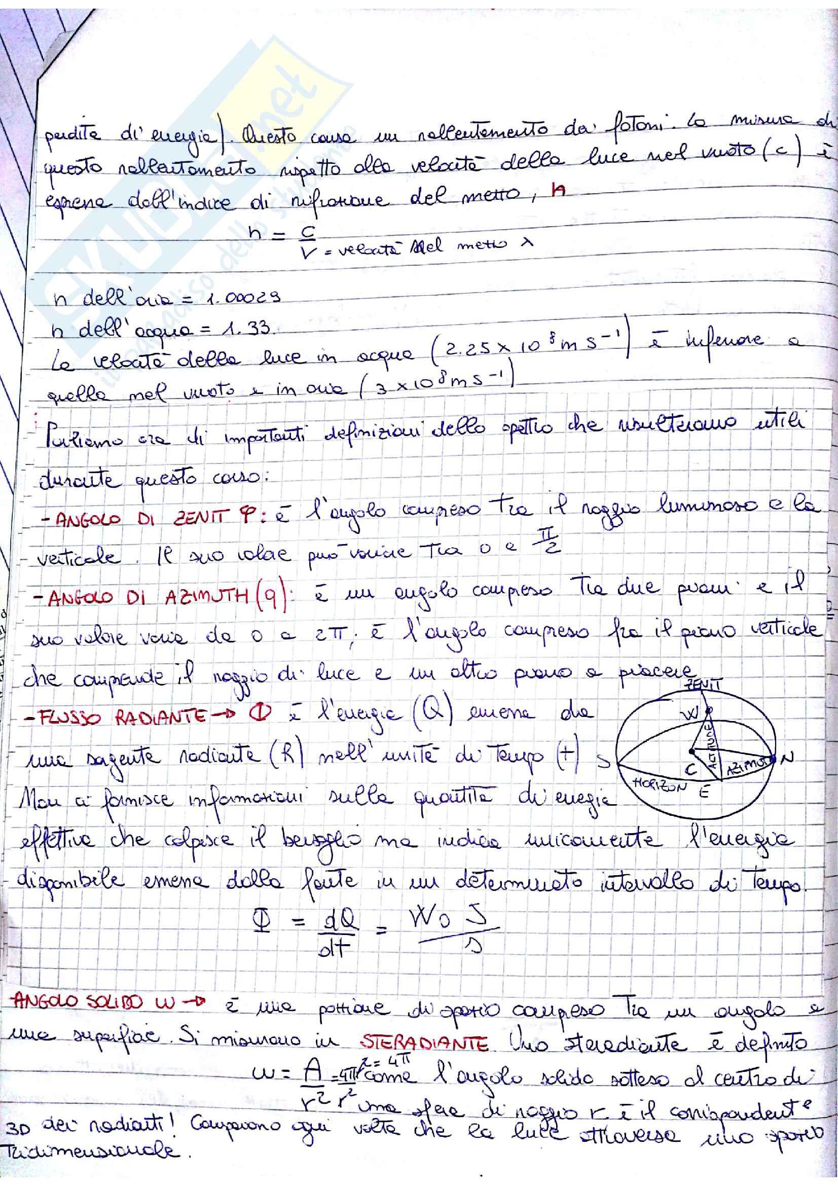 Riassunto esame fisiologia vegetale, prof. Giordano, libro consigliato Fisiologia vegetale, Taiz, Weiber Pag. 2