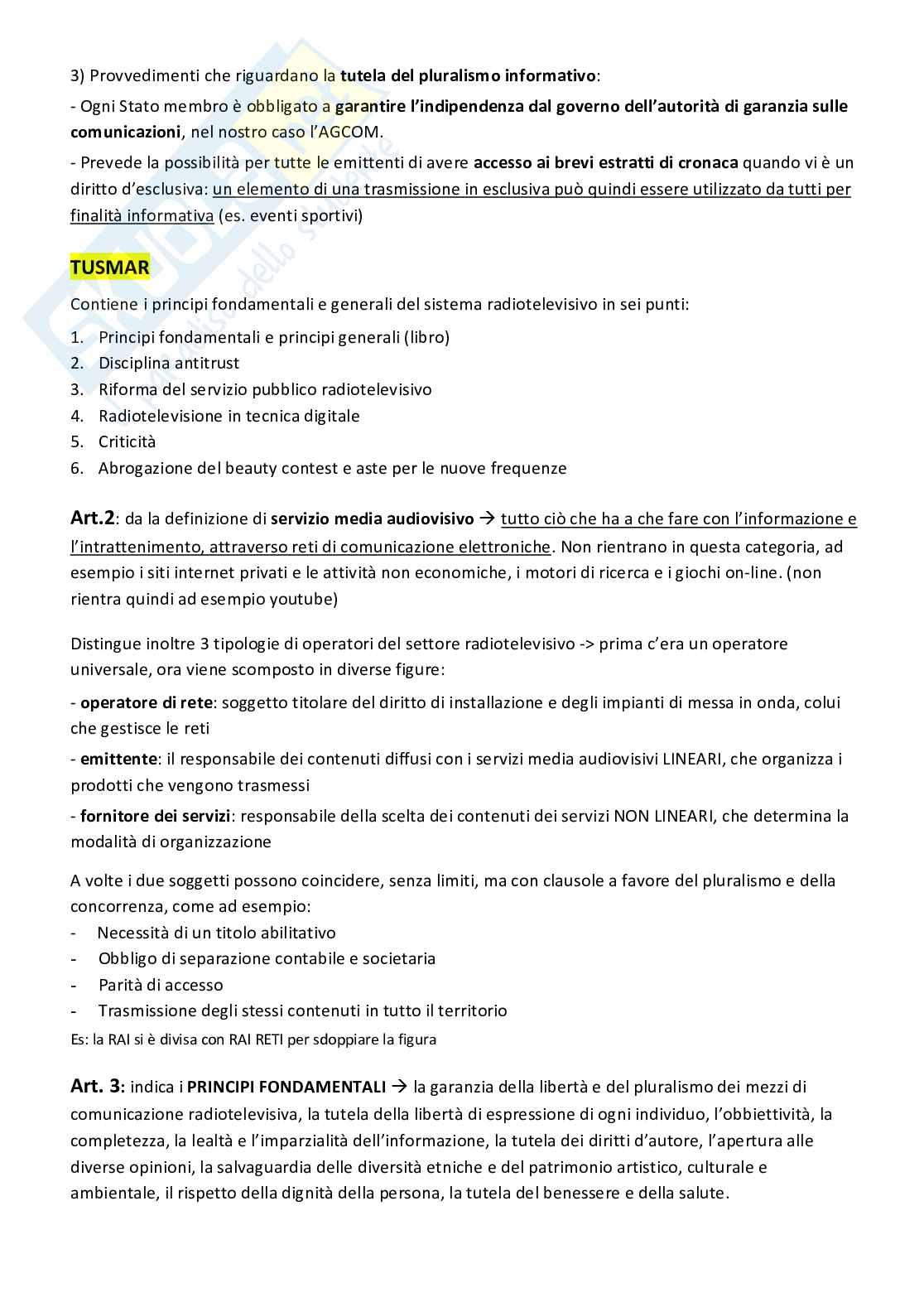 Diritto dell'informazione Pag. 26