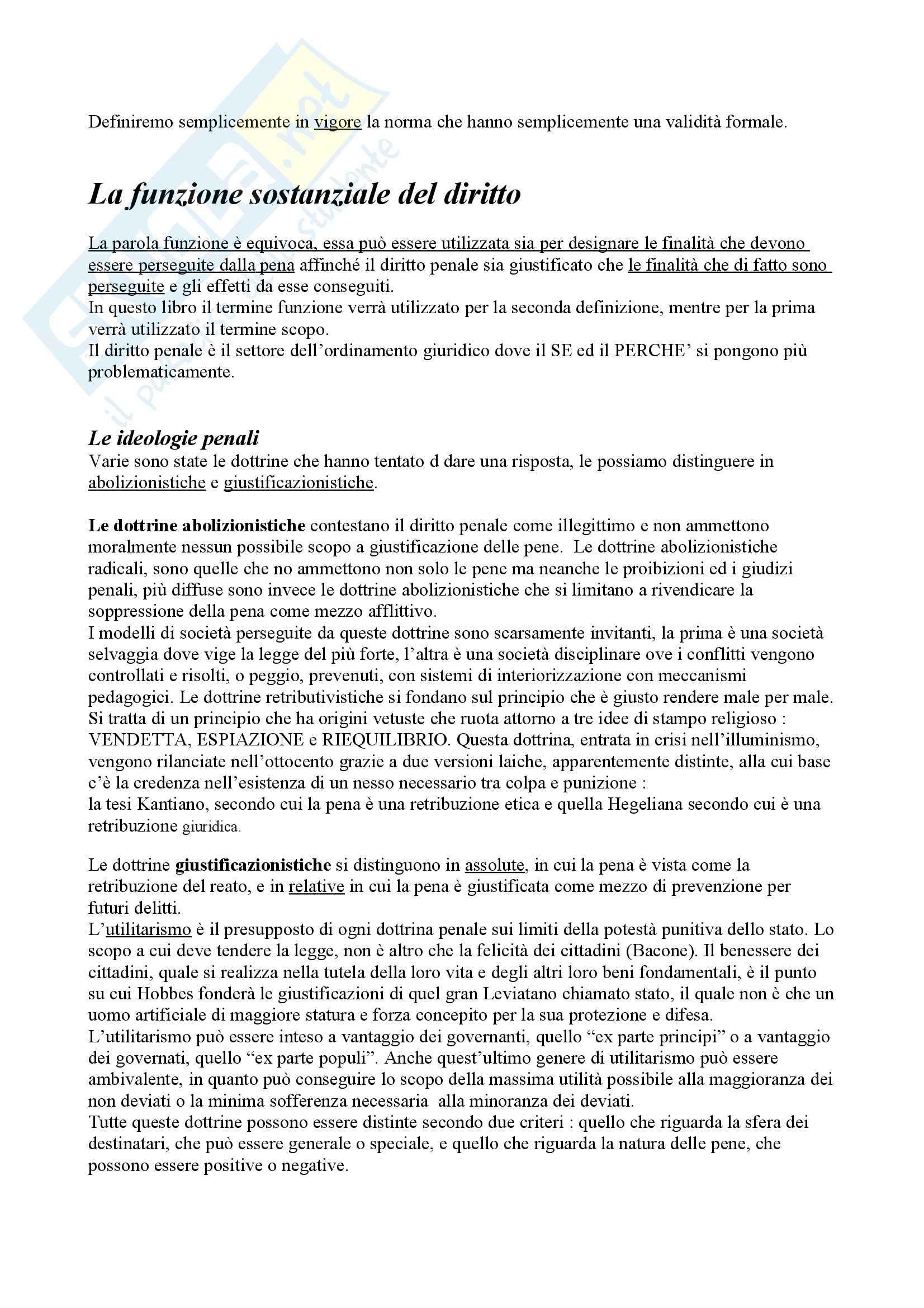 Filosofia del diritto - diritto e ragione Pag. 6