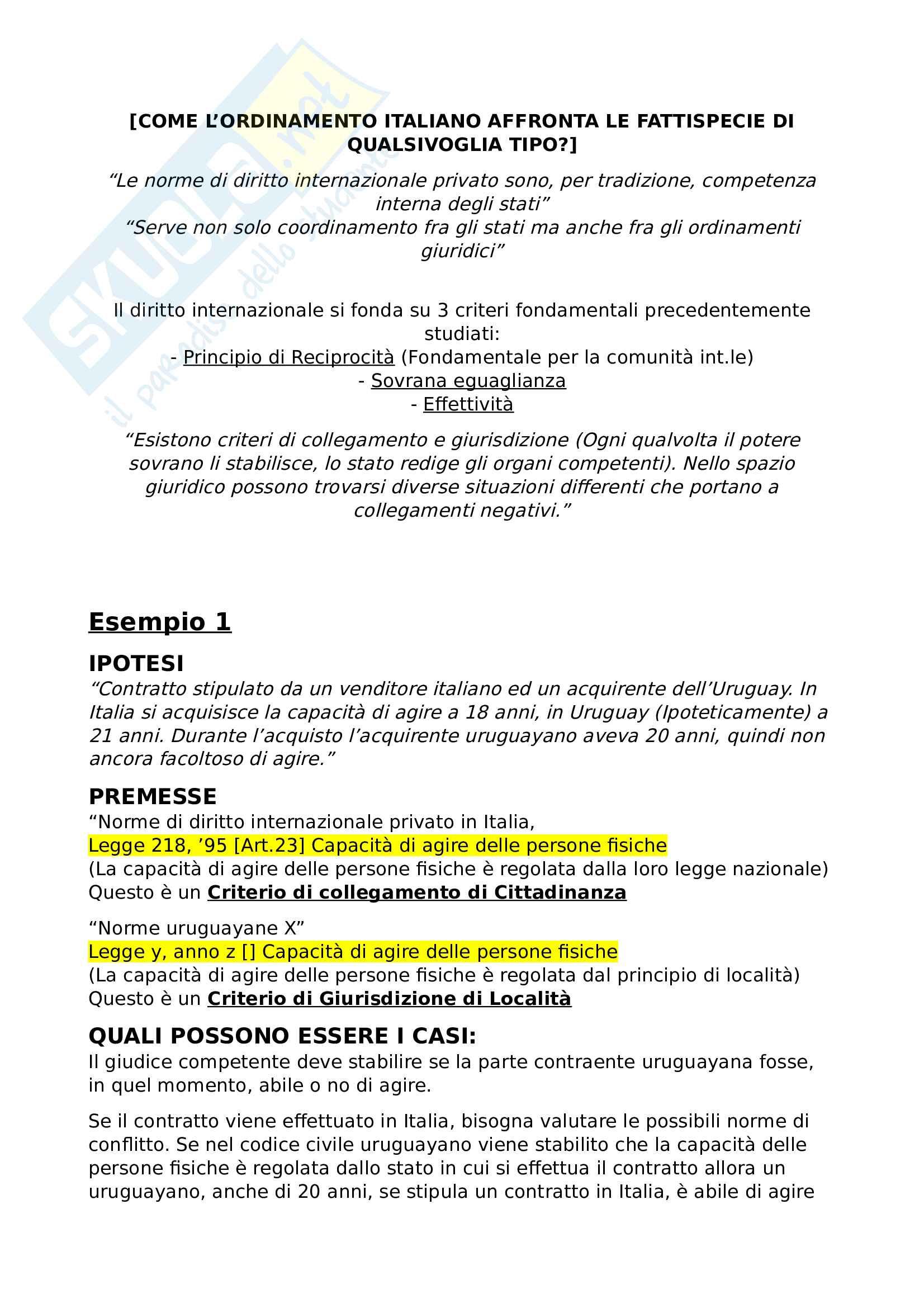 Diritto Europeo progredito prof.Zamuner Pag. 6