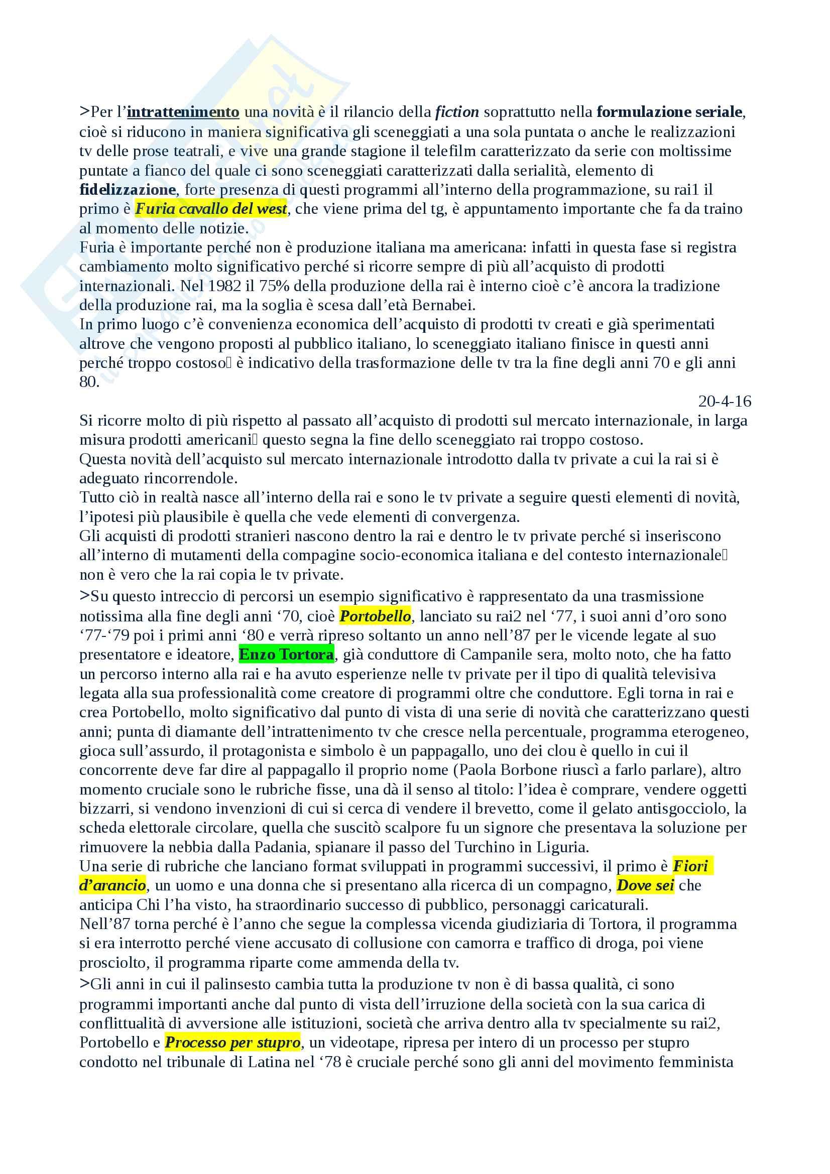 Salvatici Storia della radio e della televisione Pag. 51