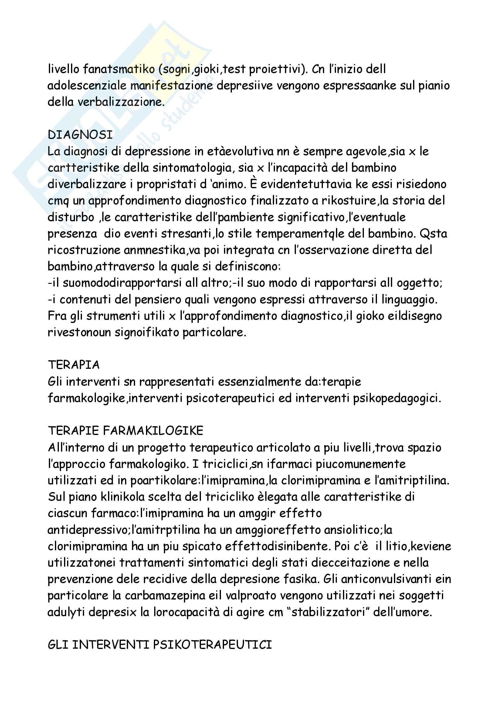 Neuropsichiatria Infantile Pag. 121