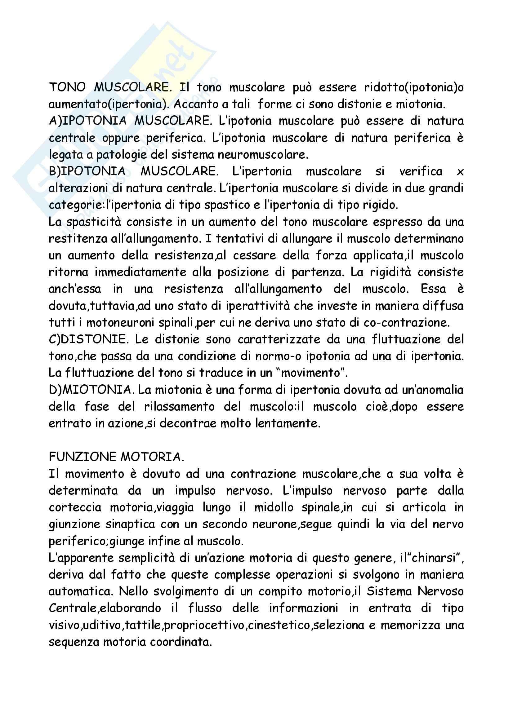 Neuropsichiatria Infantile Pag. 26