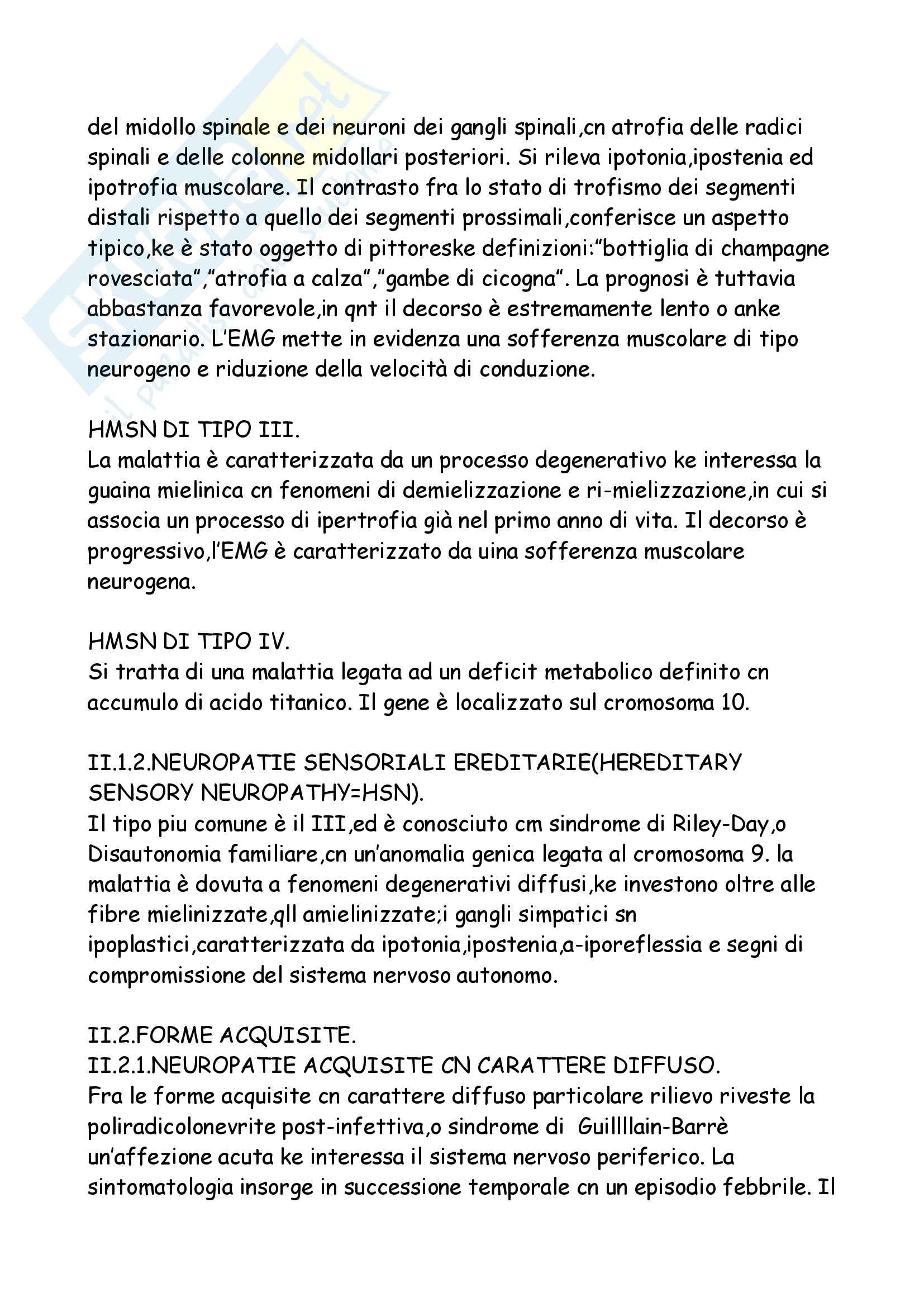 Neuropsichiatria Infantile Pag. 71