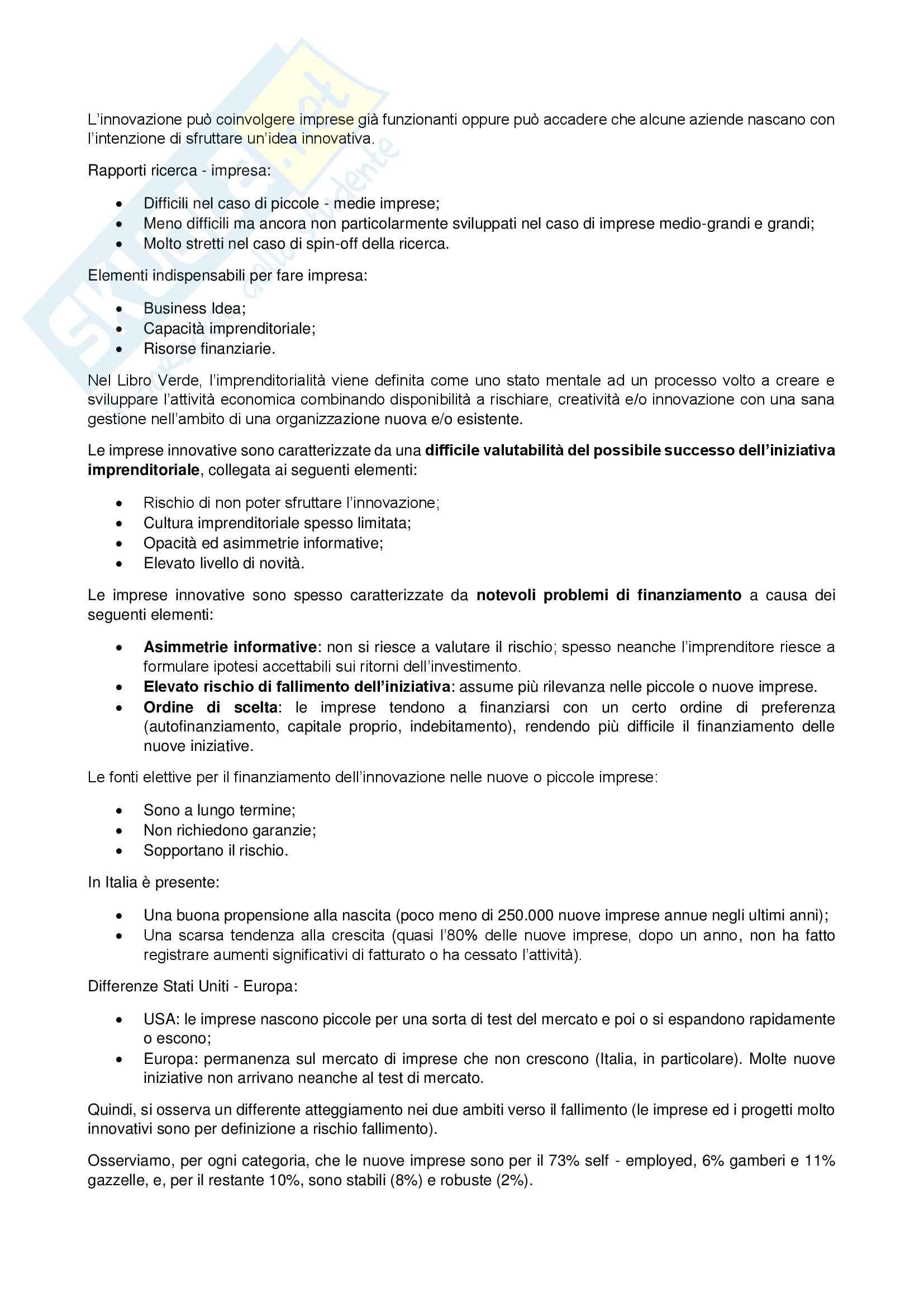 Riassunti finanza aziendale corso progredito - Unipi Pag. 46