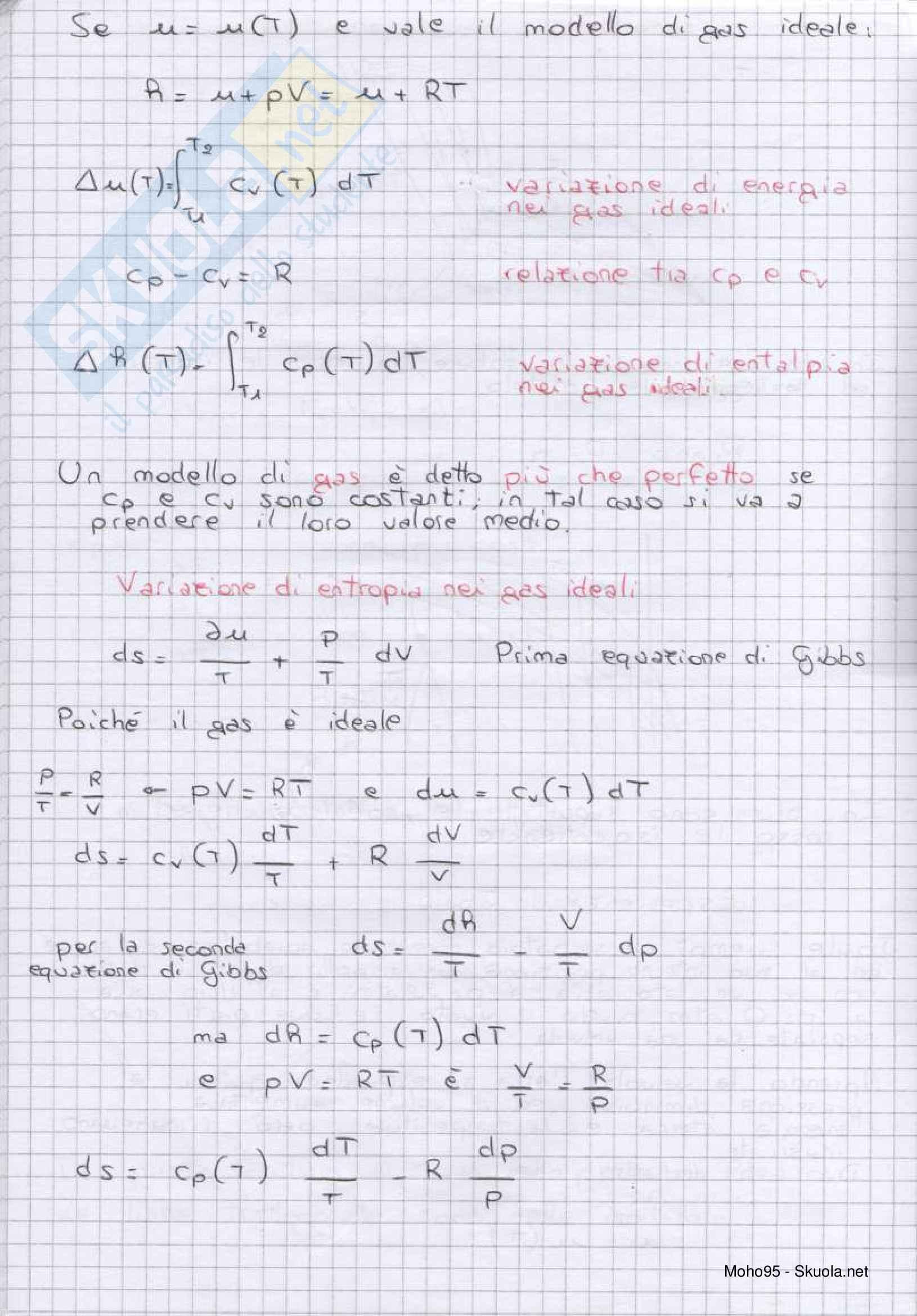 Fisica Tecnica - Teoria Pag. 16
