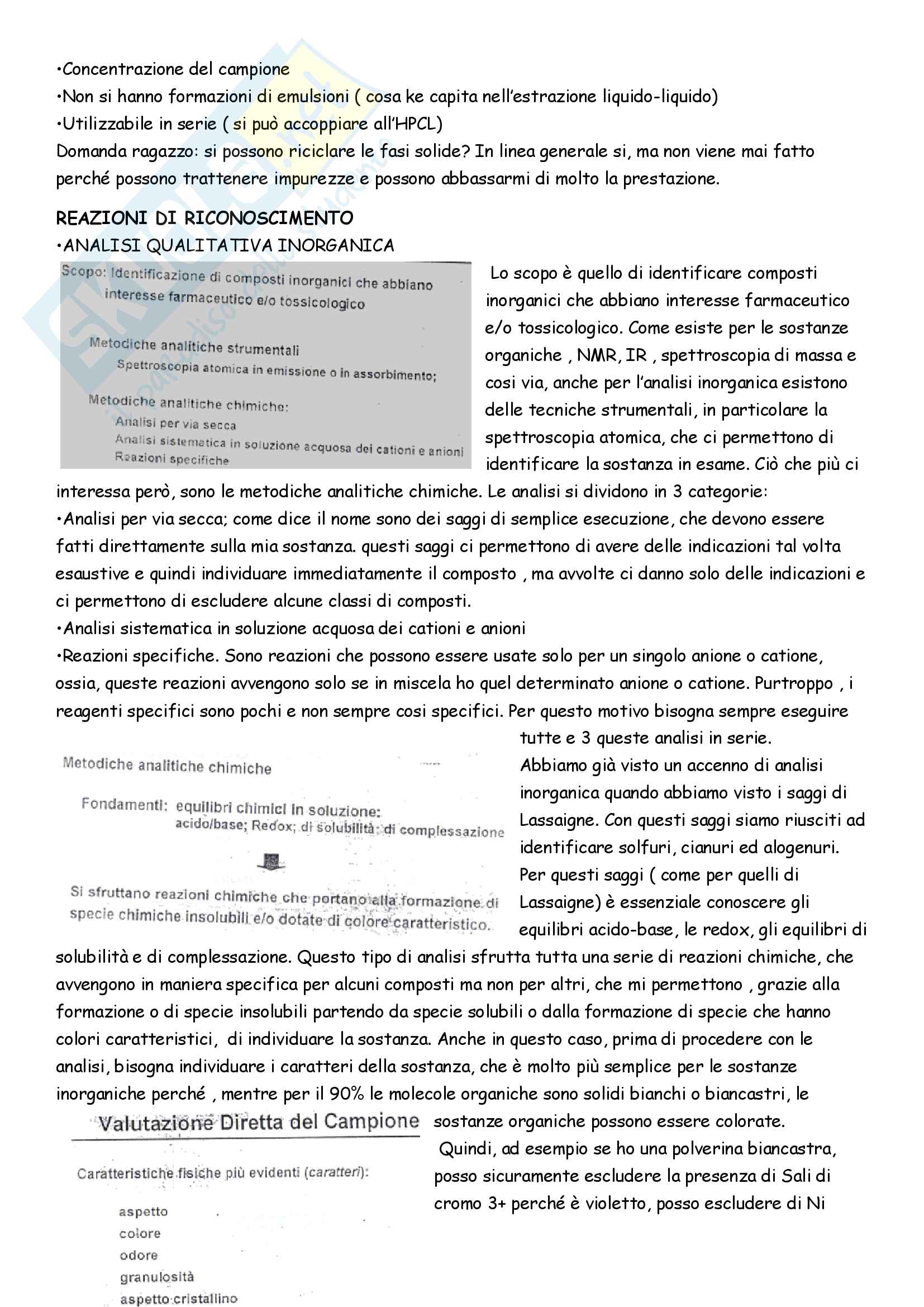 Appunti di Analisi chimico-farmaceutica II Pag. 56
