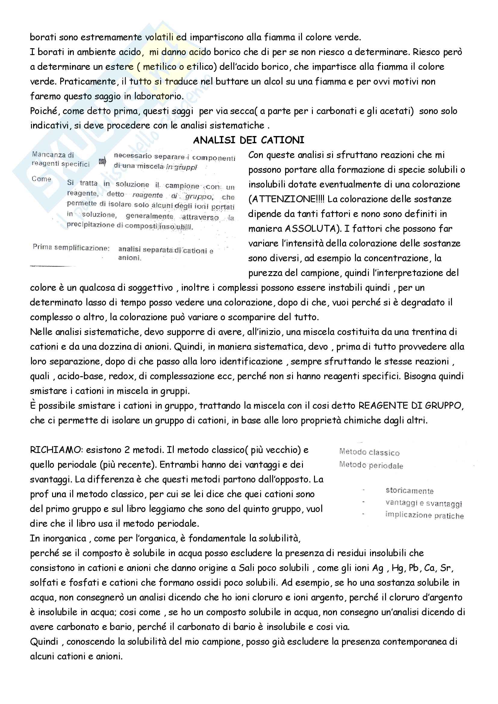 Appunti di Analisi chimico-farmaceutica II Pag. 61