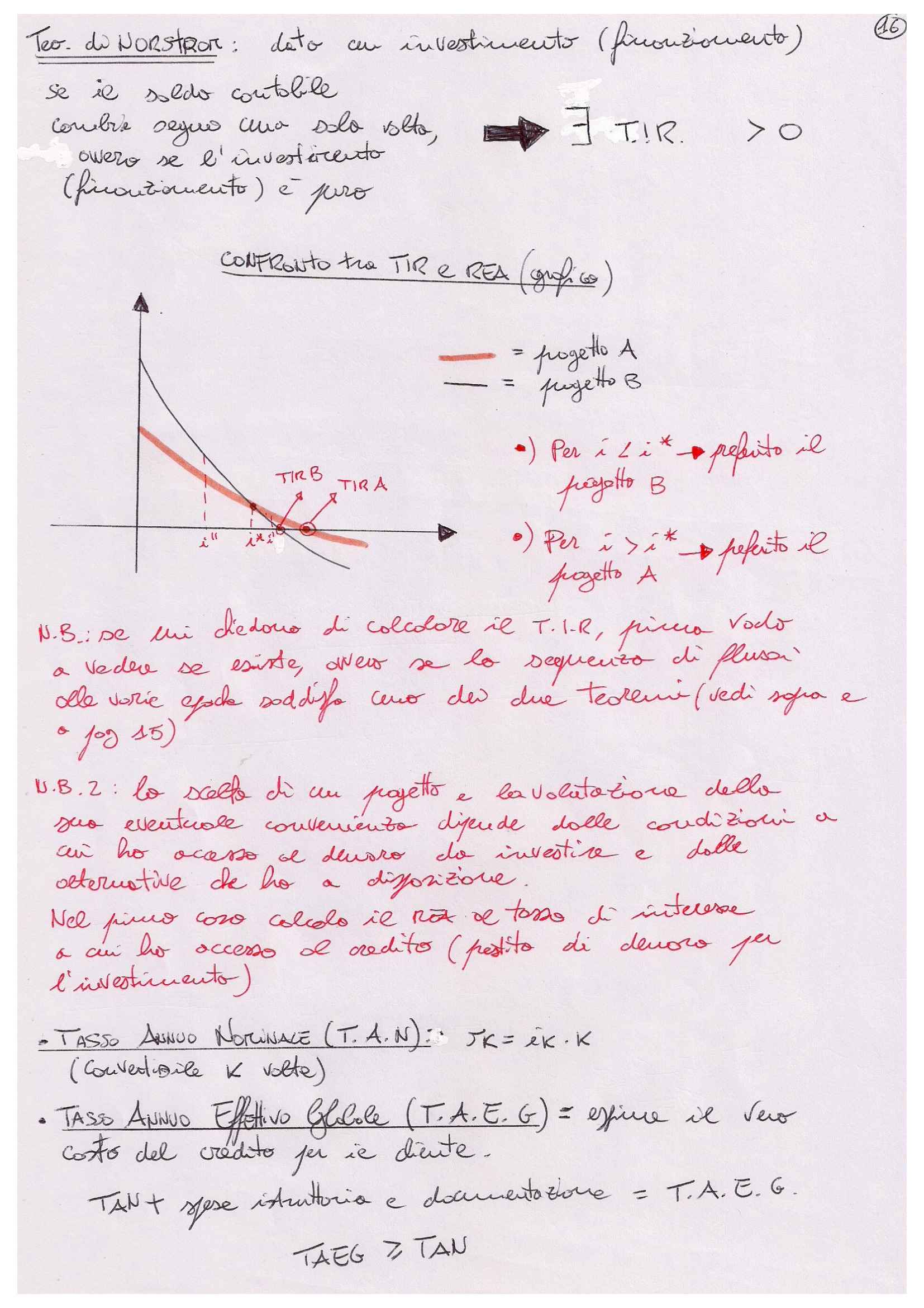 Matematica finanziaria - formulario Pag. 16