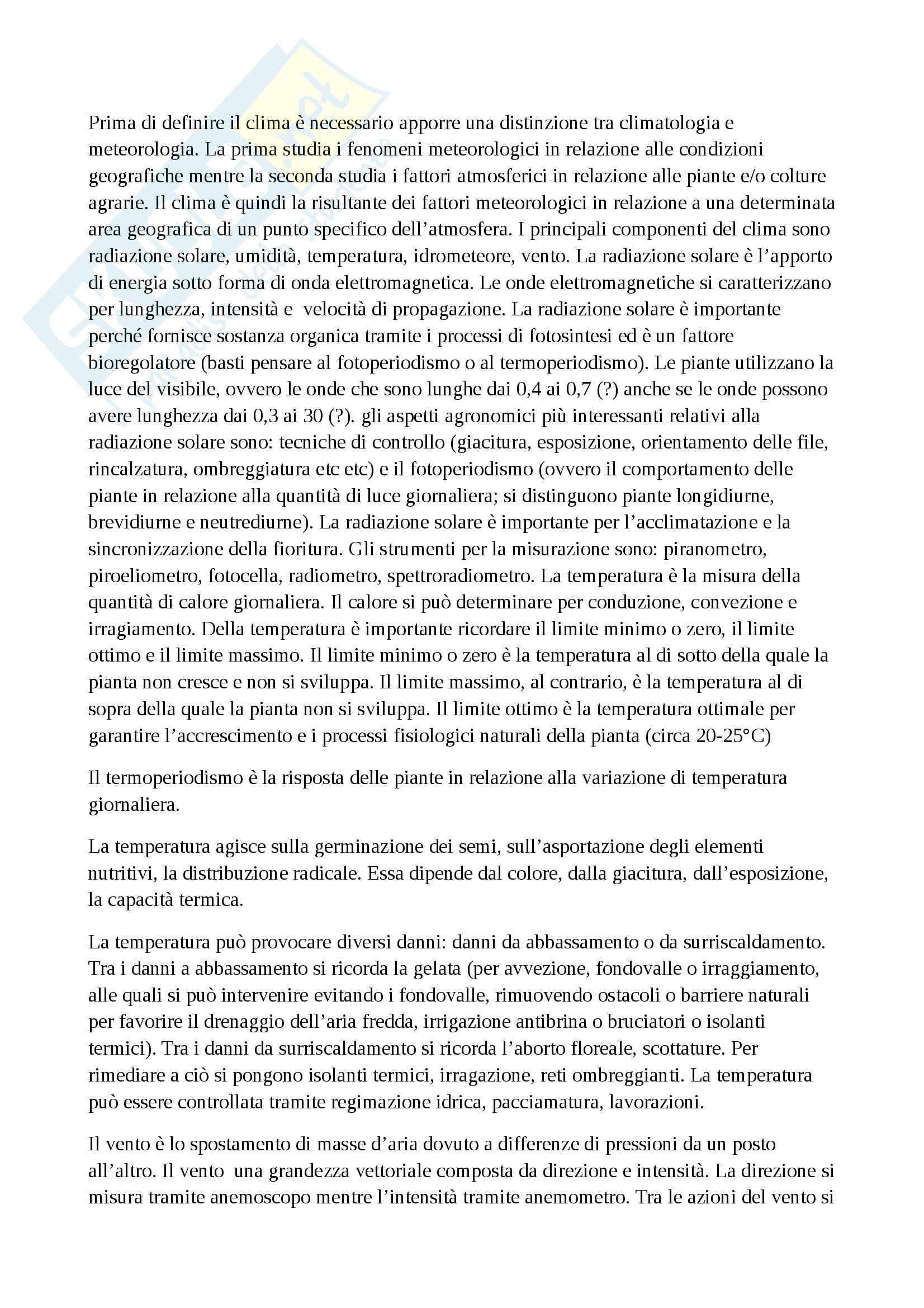 Agronomia Generale Pag. 6