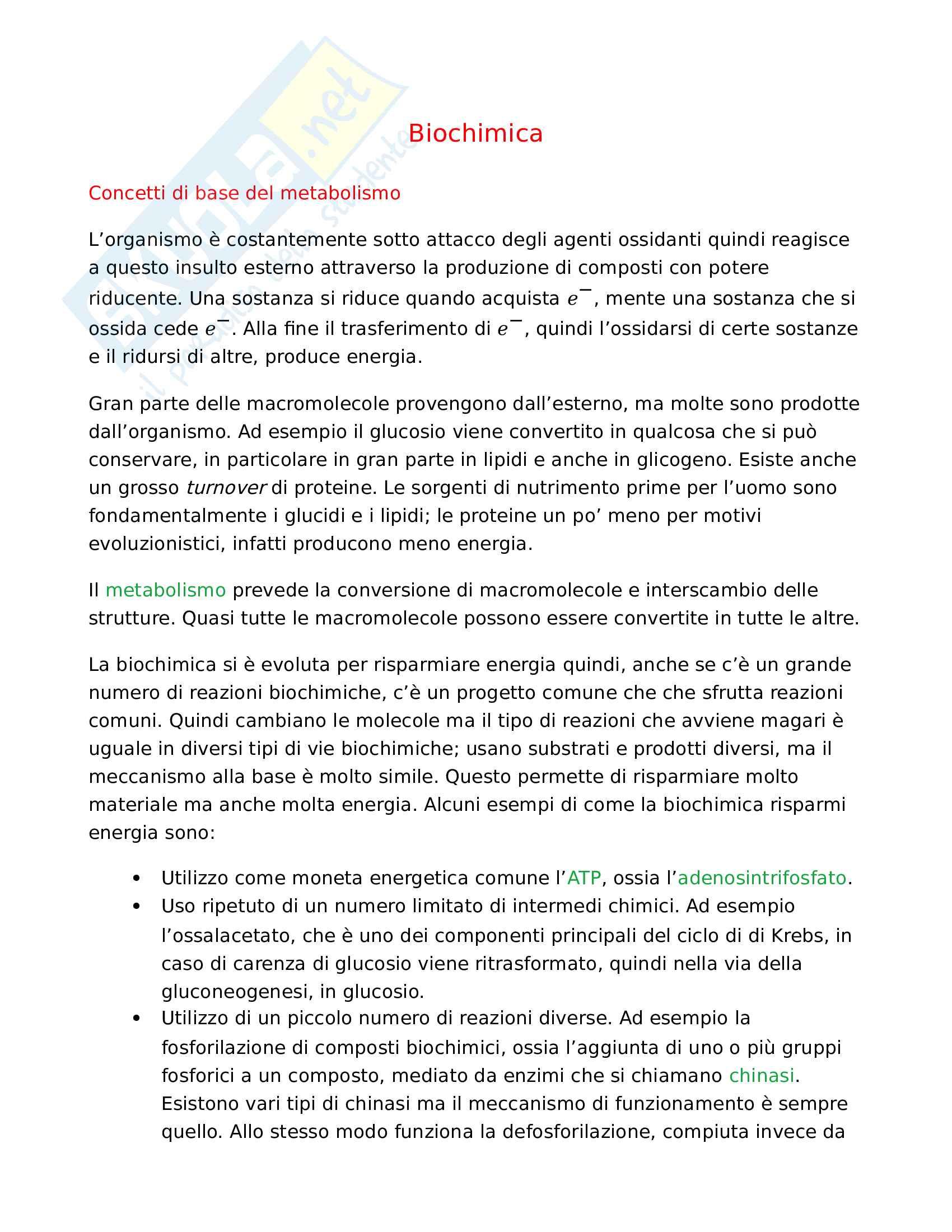 Biochimica medica