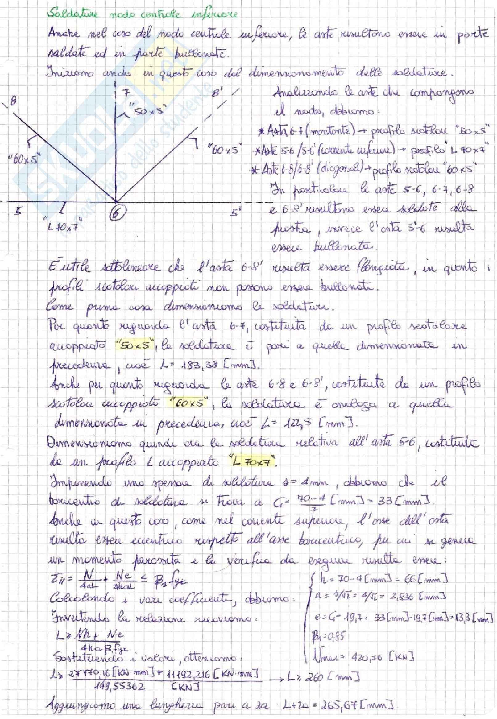 Progetto Capannone in acciaio - calcolo strutturale Pag. 36